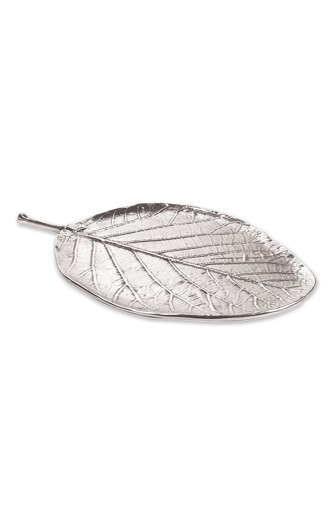 Alternate Image 1 Selected - Michael Aram 'Botanical Leaf' Tray