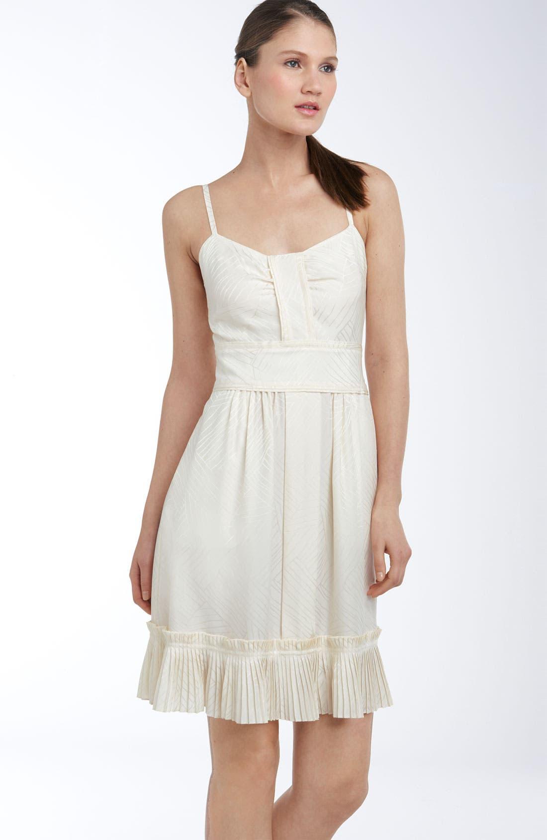Alternate Image 1 Selected - MARC BY MARC JACOBS 'Yili' Jacquard Dress