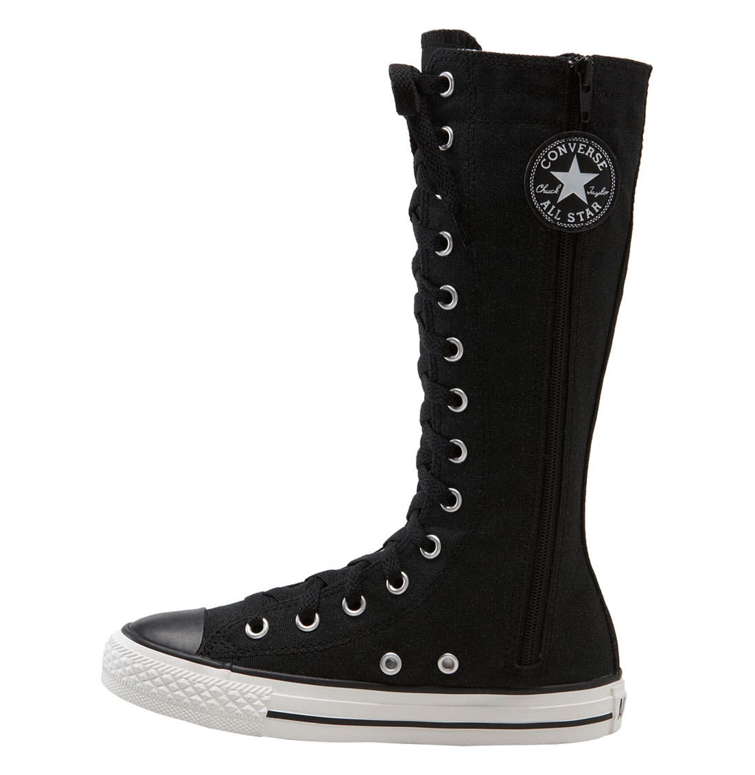 Alternate Image 2  - Converse Chuck Taylor® All Star® 'X-Hi' Sneaker (Toddler, Little Kid & Big Kid)