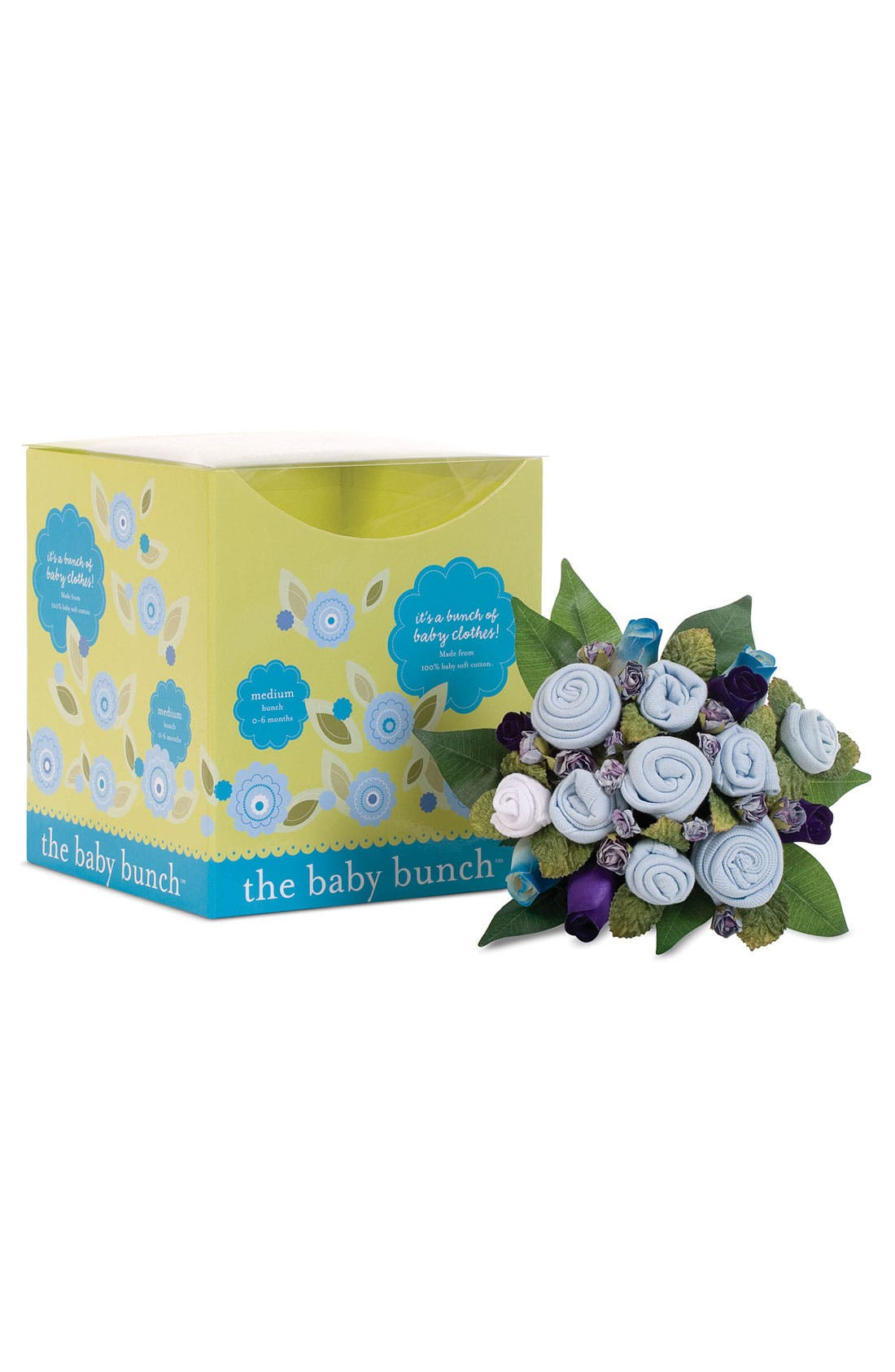 Alternate Image 2  - The Baby Bunch Bouquet Set (Infant)