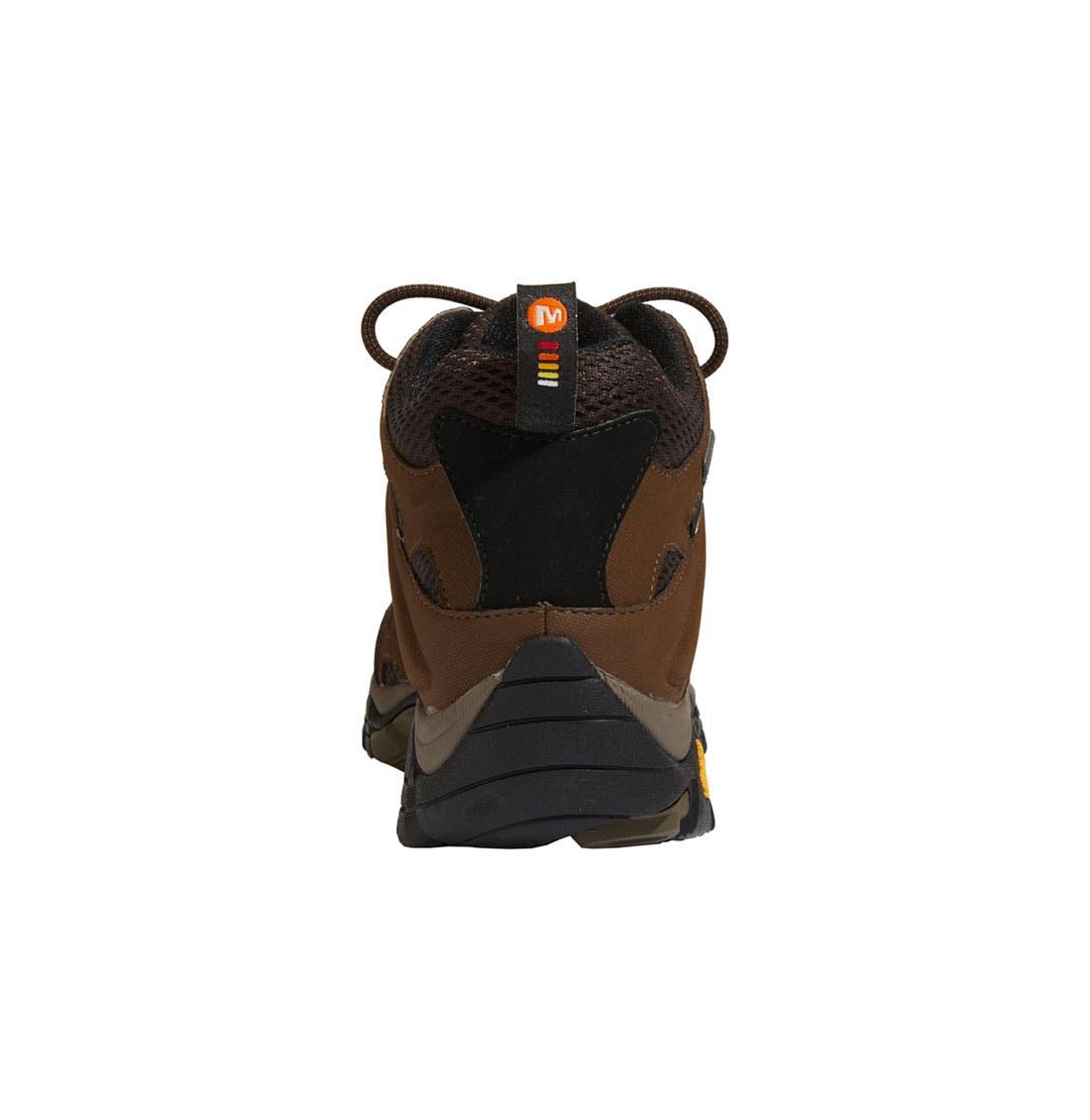 Alternate Image 4  - Merrell 'Moab Mid Gore-Tex® XCR' Hiking Boot (Men)