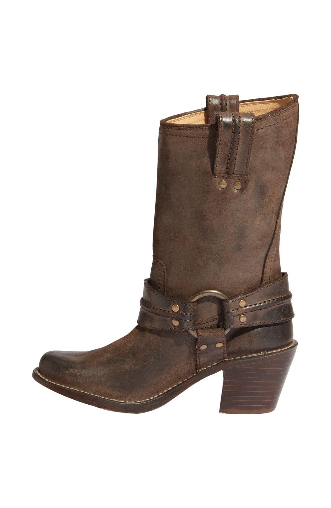 Alternate Image 2  - Frye 'Carmen' Harness Short Boot