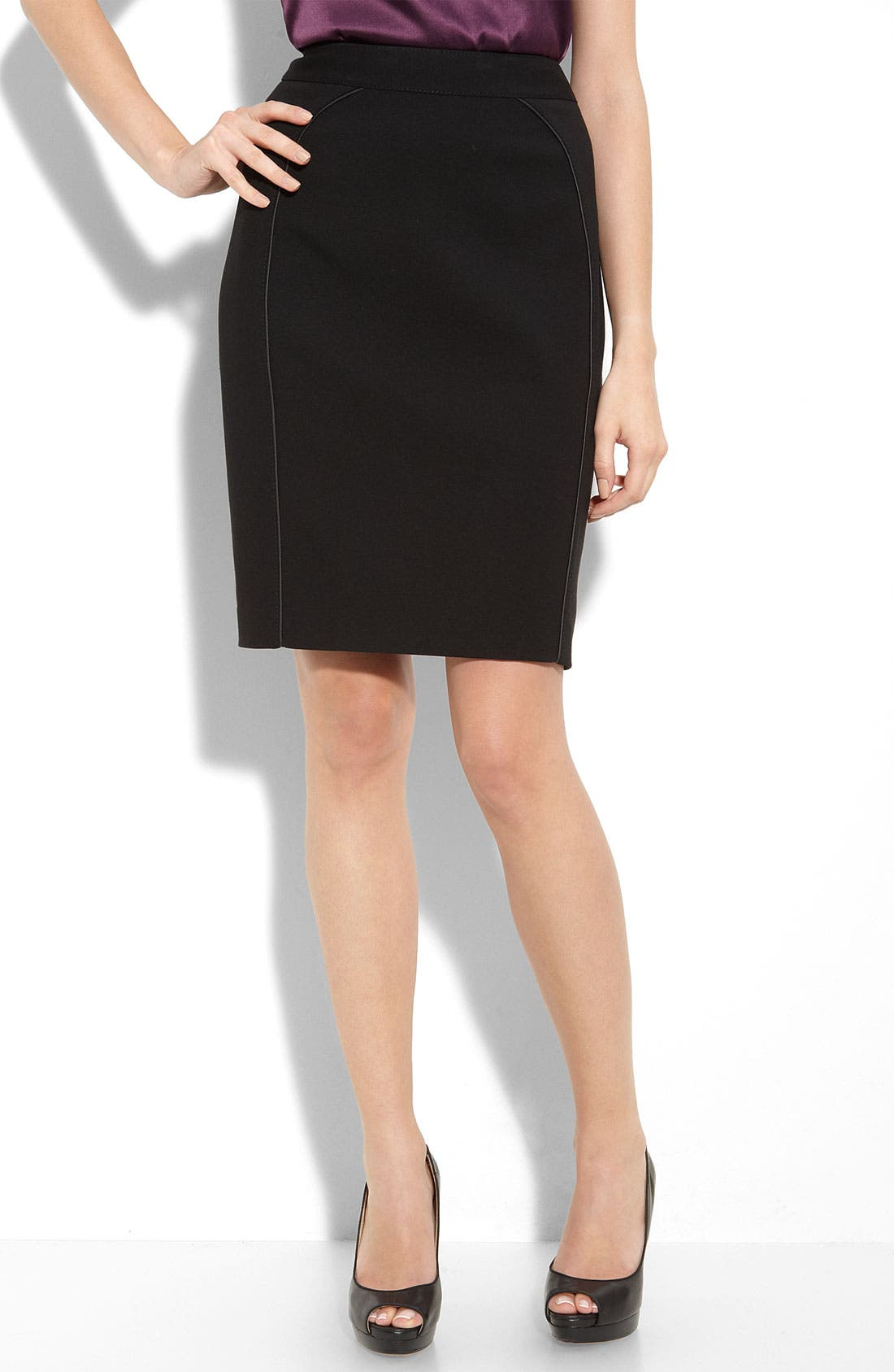 Alternate Image 1 Selected - Elie Tahari Exclusive for Nordstrom 'Ora' Skirt