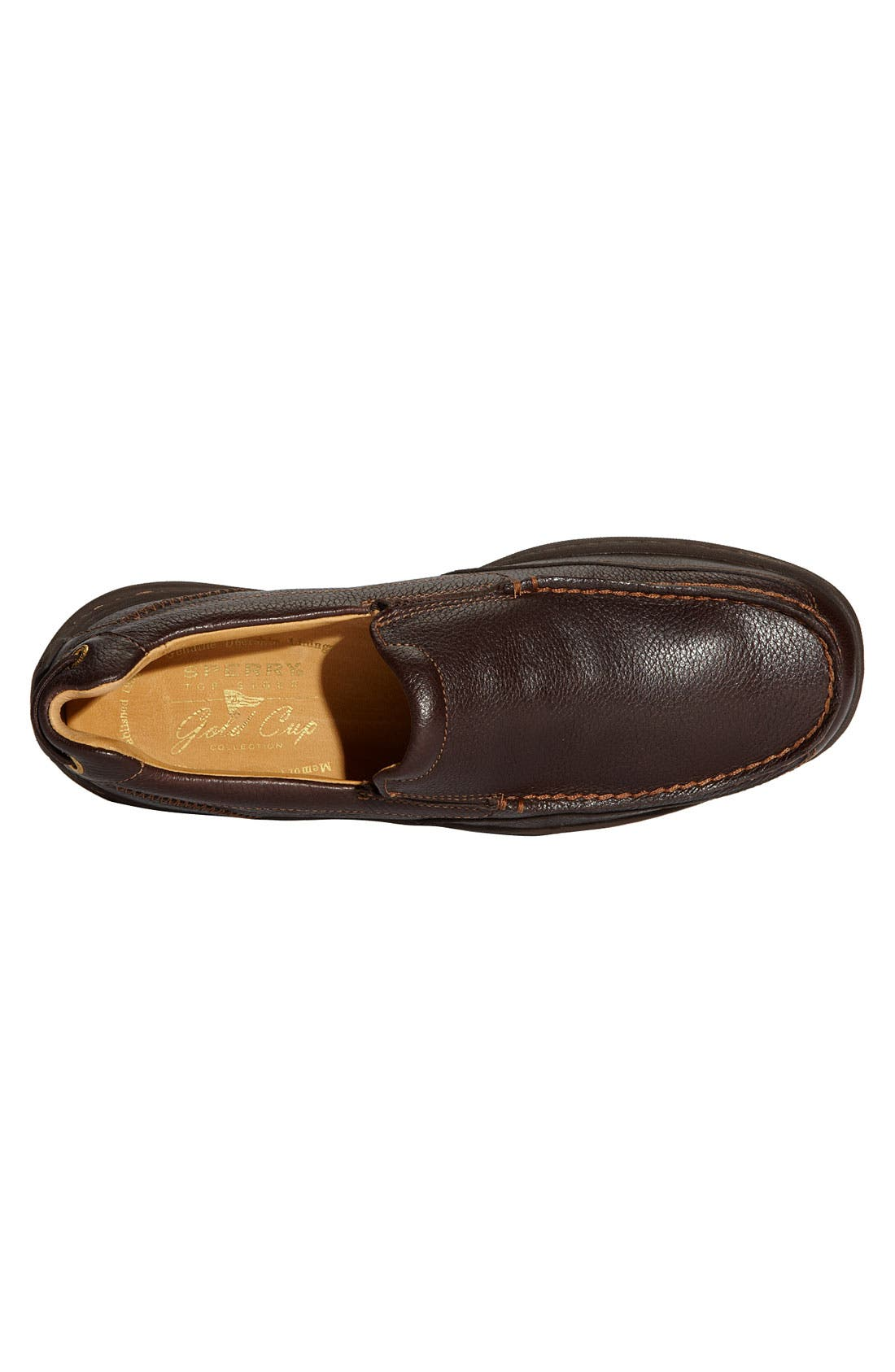 Alternate Image 3  - Sperry Top-Sider® 'Gold Lux' Leather Loafer