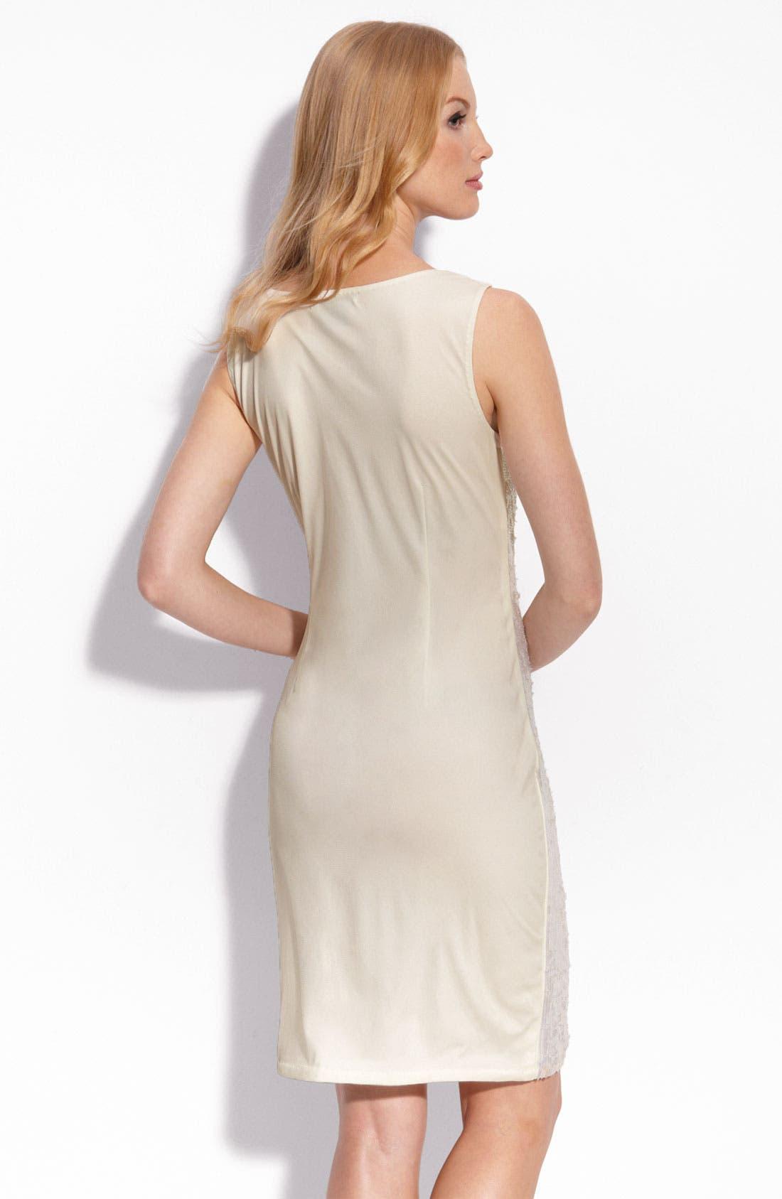 Alternate Image 2  - Pisarro Nights Embellished Tank Dress