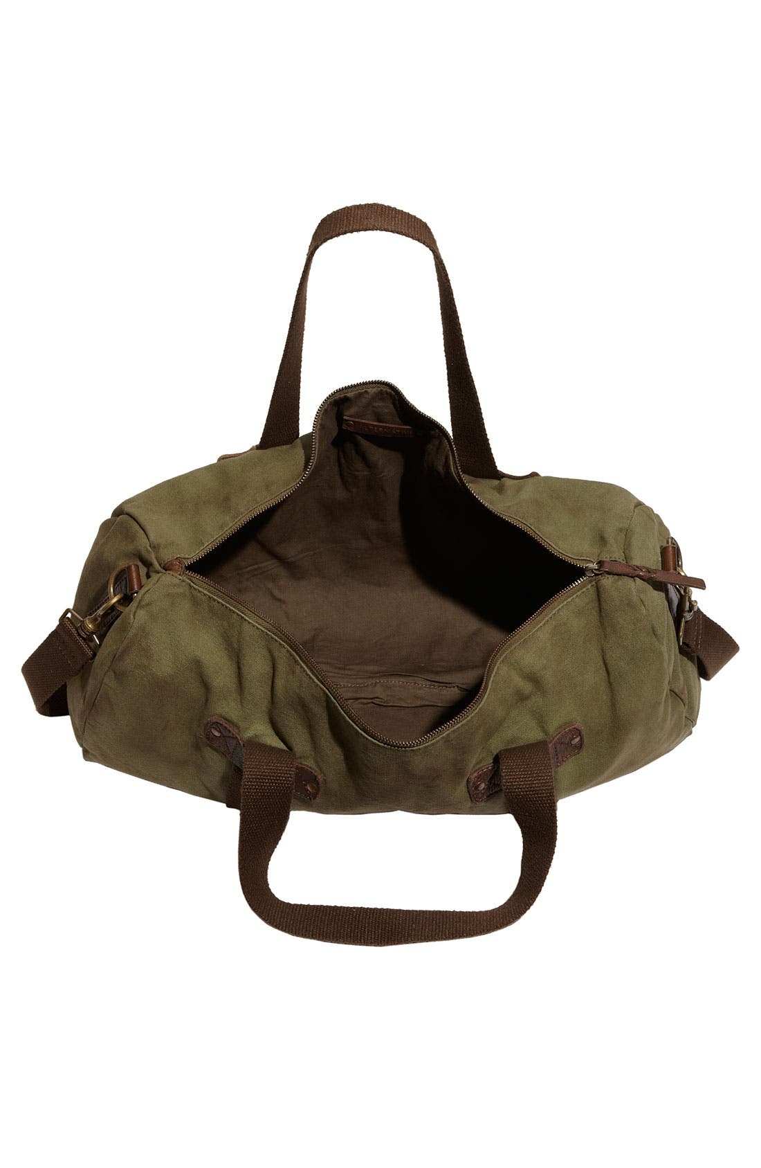 Alternate Image 2  - Alternative Canvas Duffel Bag