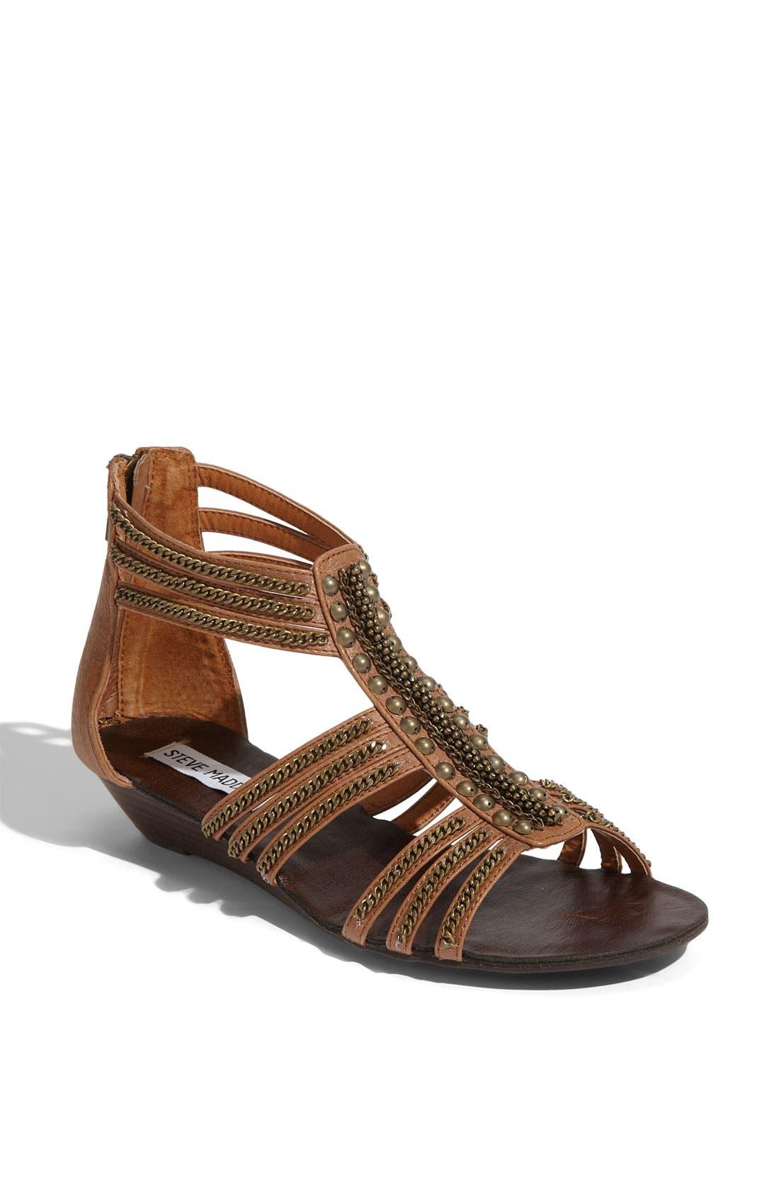 Alternate Image 1 Selected - Steve Madden 'Cabezza' Sandal