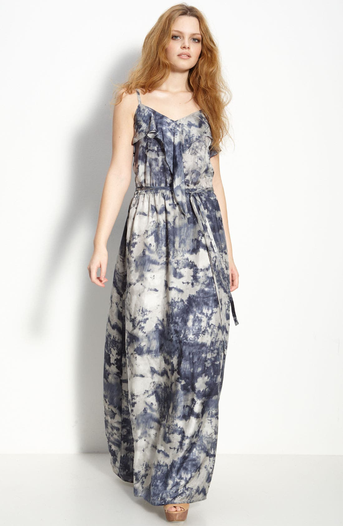 Alternate Image 1 Selected - Bird by Juicy Couture 'Waterfall' Maxi Dress