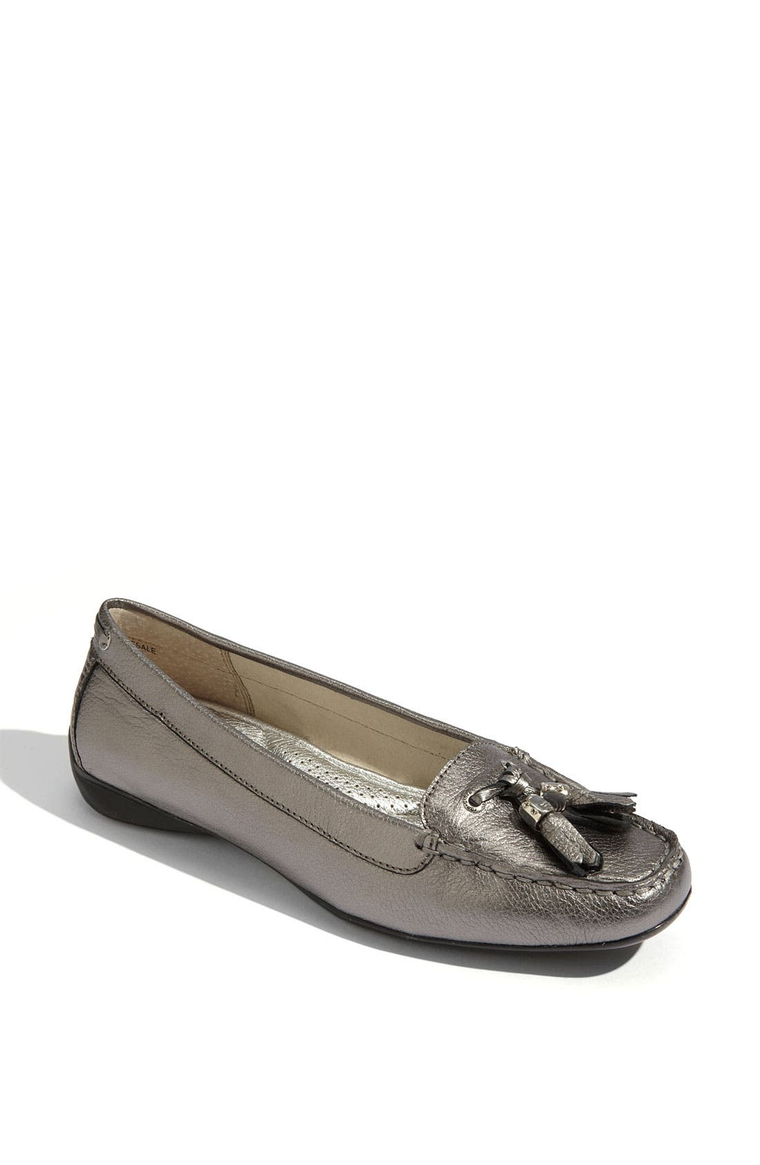 Alternate Image 1 Selected - Sperry Top-Sider® 'Brantpoint' Metallic Loafer