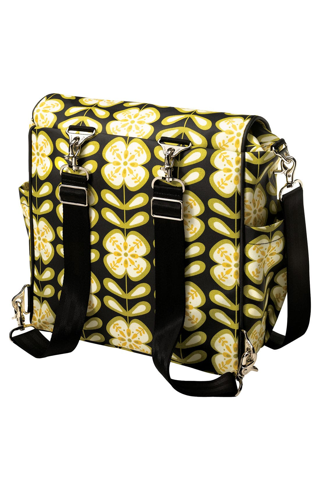 Alternate Image 3  - Petunia Pickle Bottom 'Boxy Glazed' Diaper Bag
