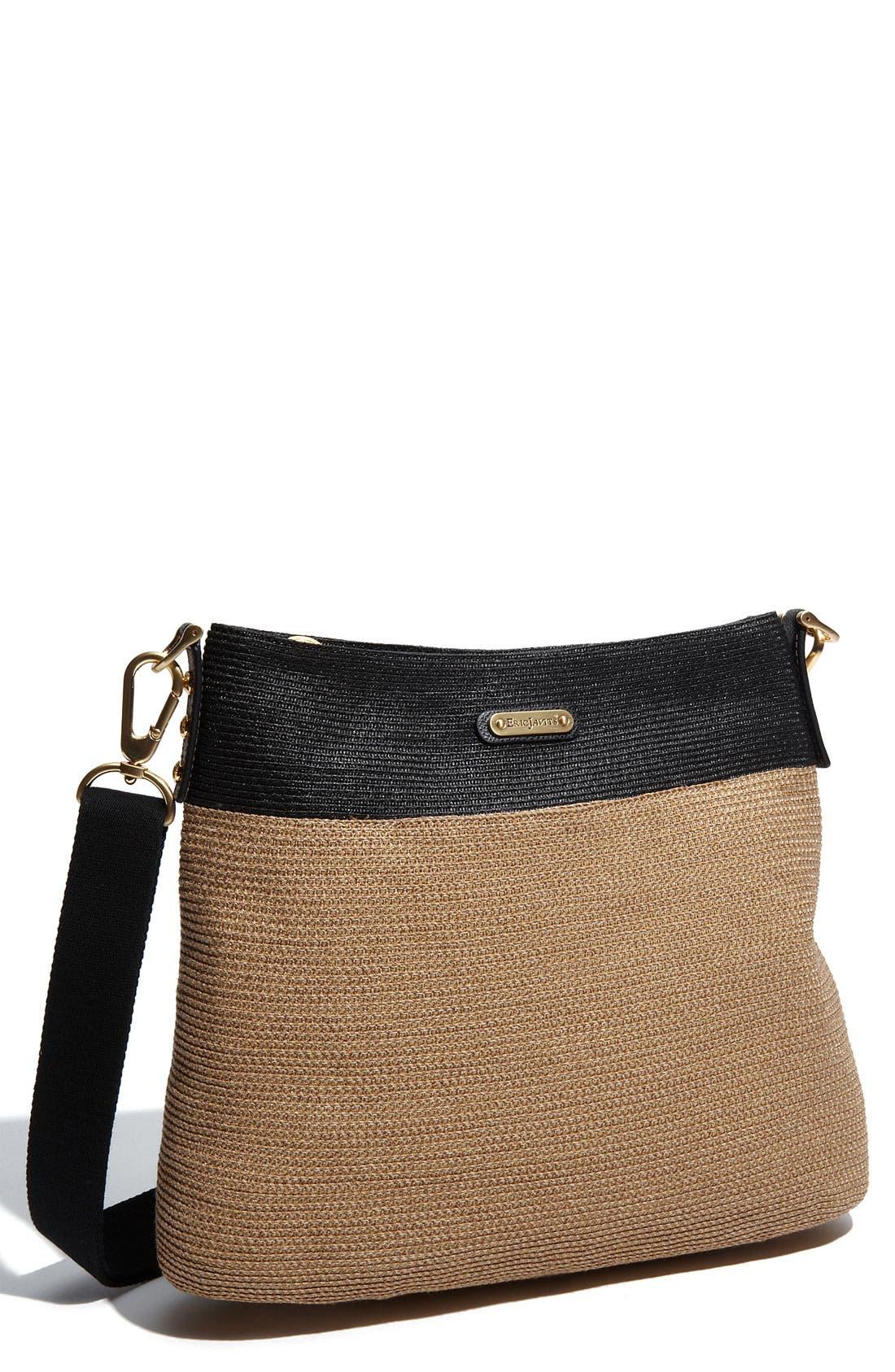 Alternate Image 1 Selected - Eric Javits 'Escape' Convertible Squishee® Shoulder Bag