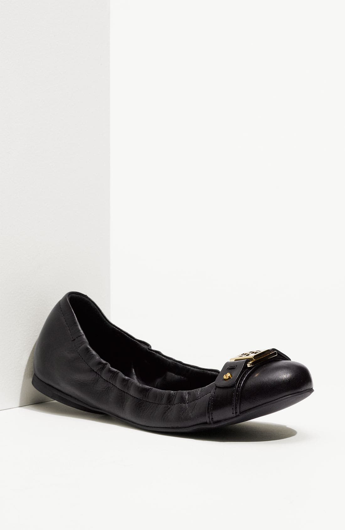 Main Image - Tory Burch Leather Flat (Nordstrom Exclusive)