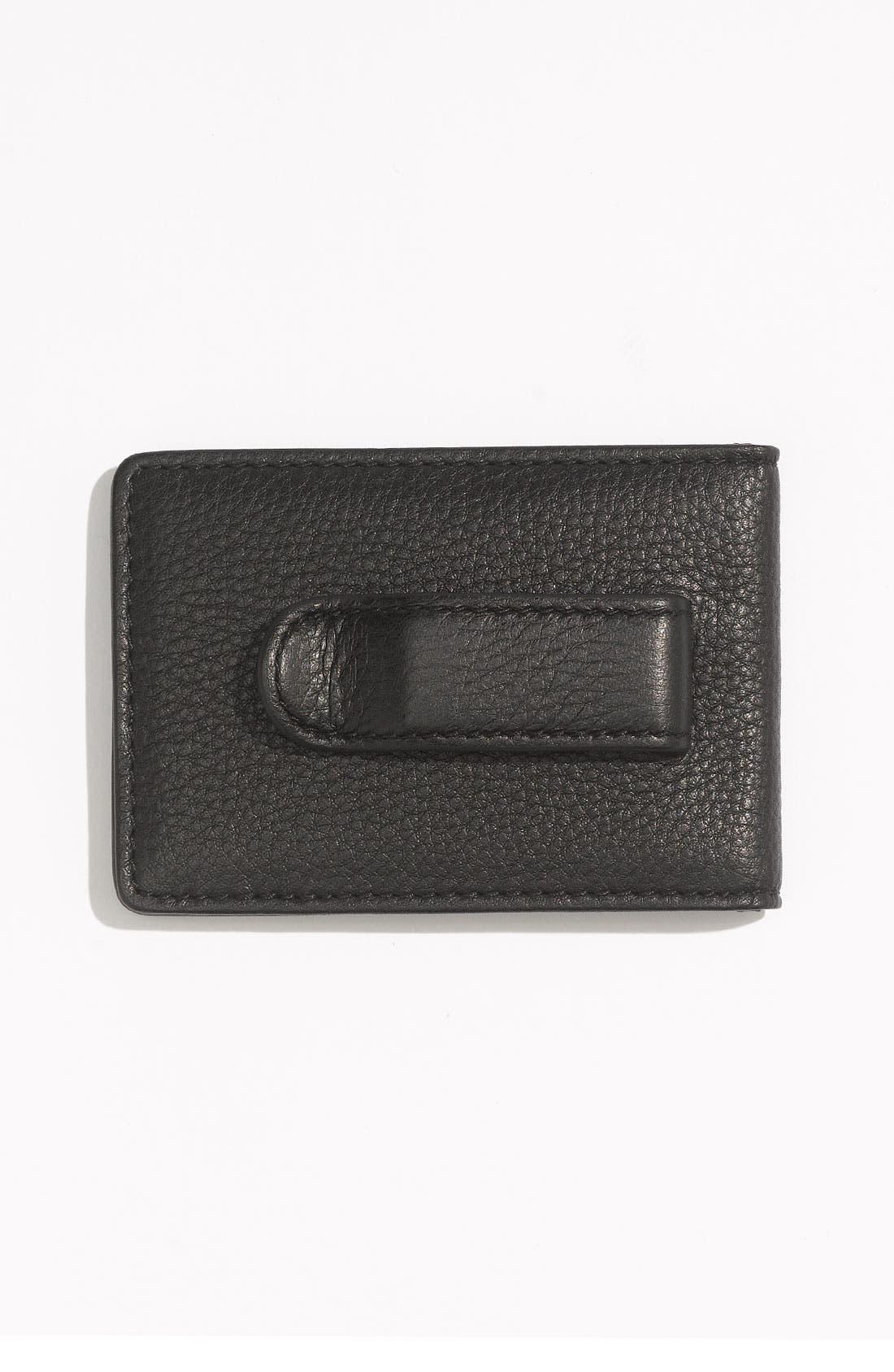 Alternate Image 3  - Bosca Leather ID Wallet