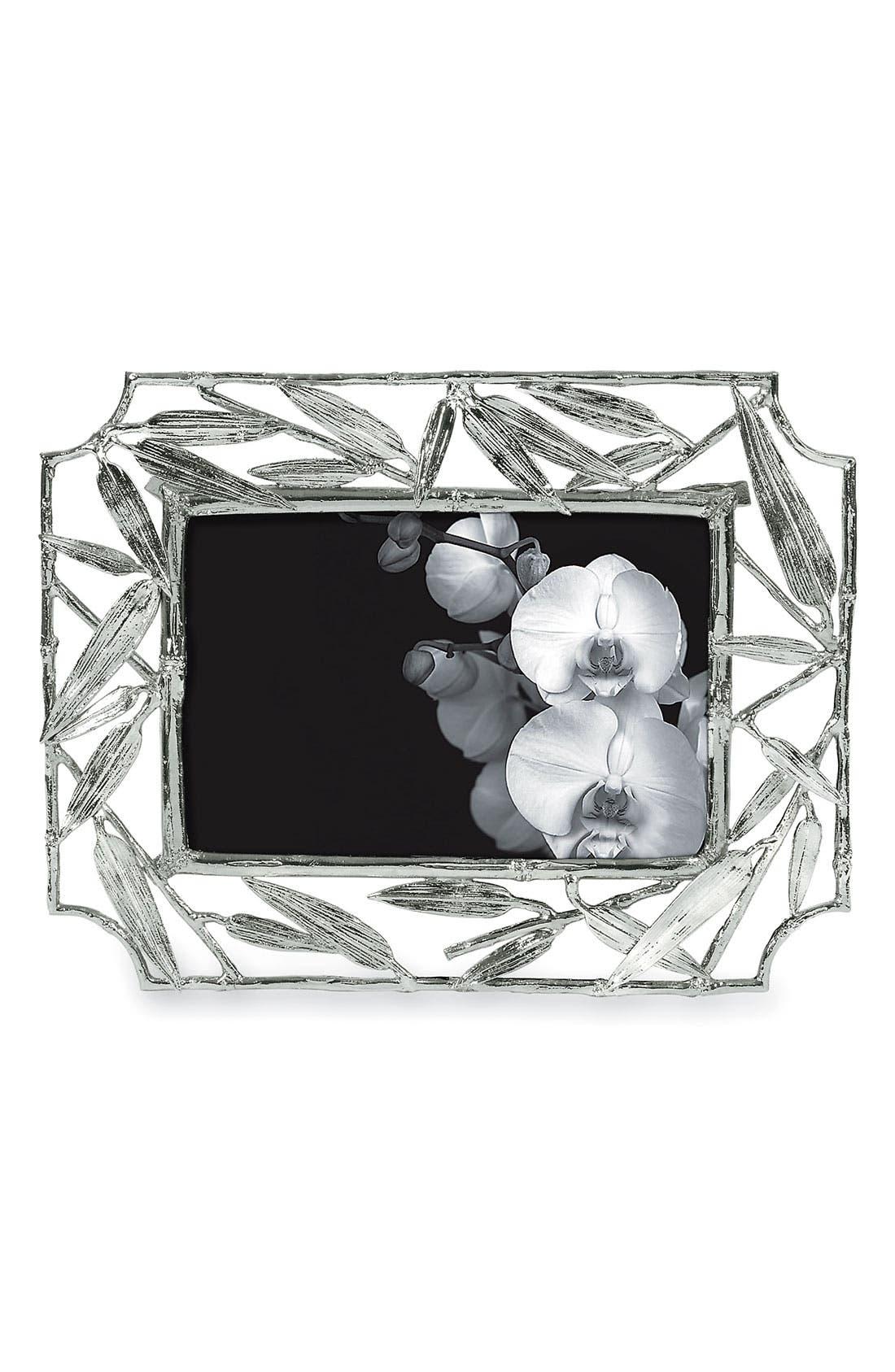Alternate Image 1 Selected - Michael Aram 'Bamboo' 4x6 Frame