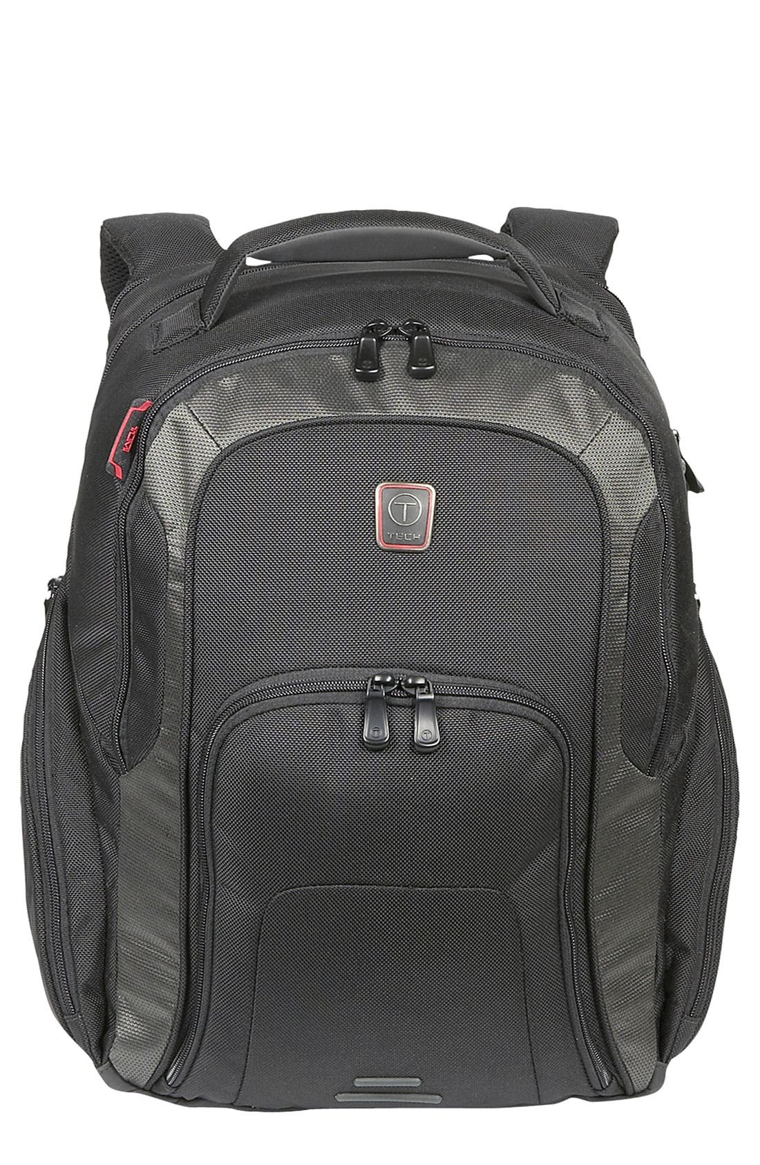 Alternate Image 1 Selected - Tumi 'T-Tech™ Presidio - T-Pass™ Union' Laptop BriefPack®