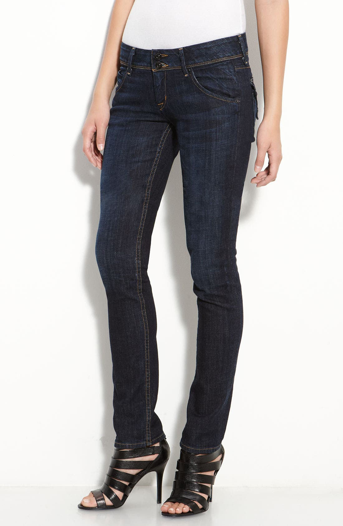 Alternate Image 1 Selected - Hudson Jeans Stretch Jeans (Loving Cup)