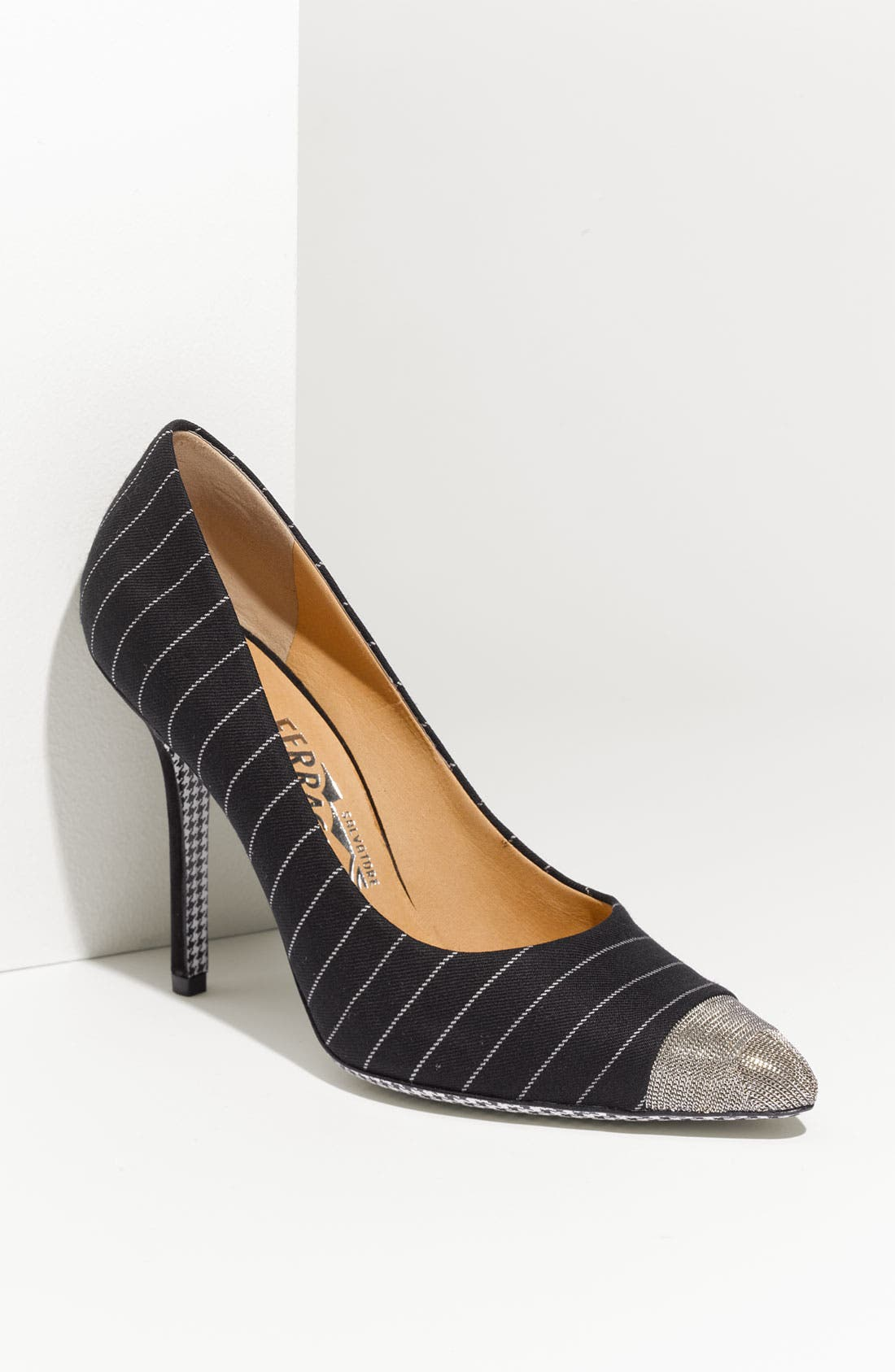 Alternate Image 1 Selected - Salvatore Ferragamo 'Cedir' Pump