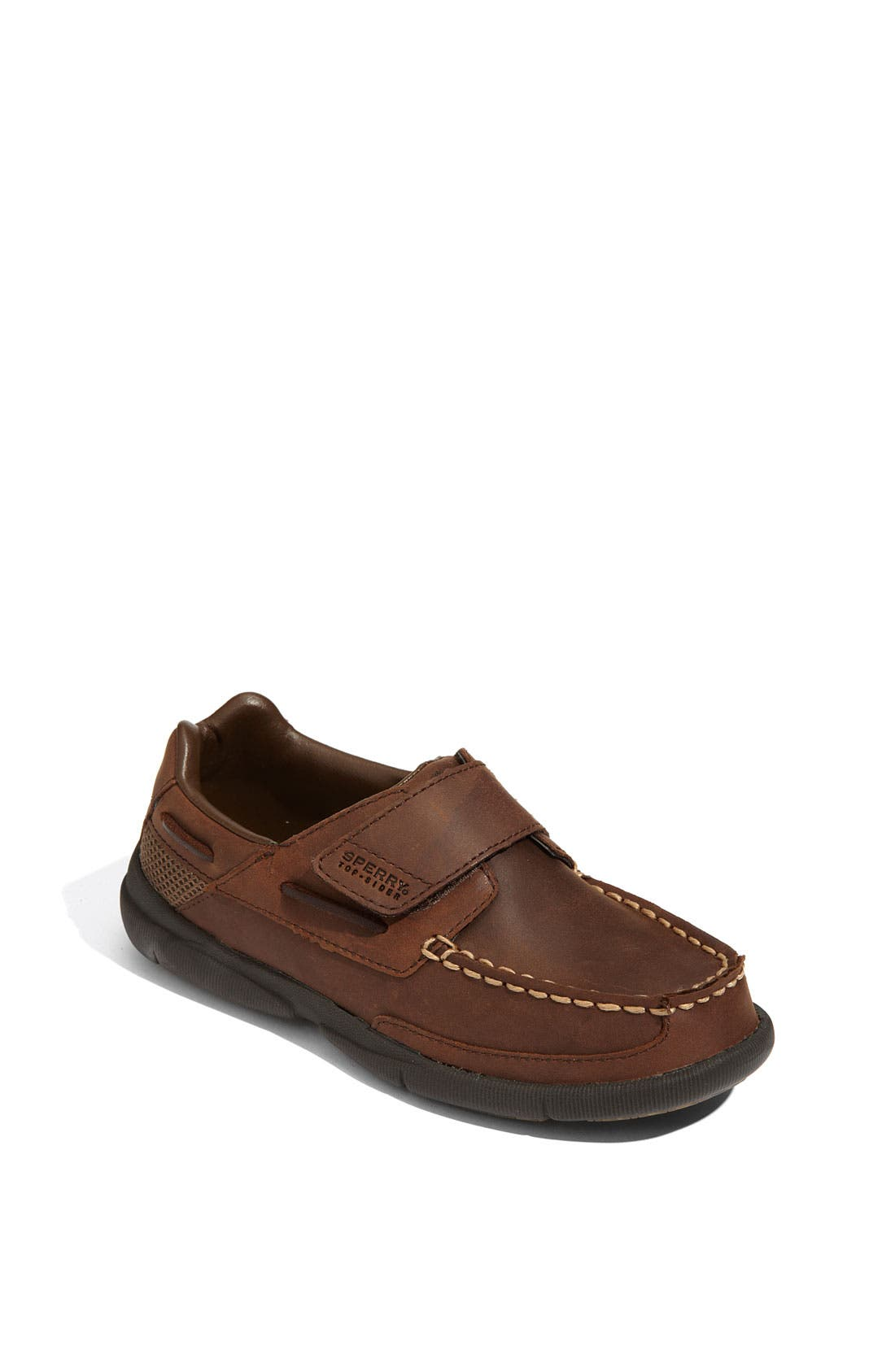 Alternate Image 1 Selected - Sperry Kids 'Charter HL' Boat Shoe (Walker, Toddler, Little Kid & Big Kid)