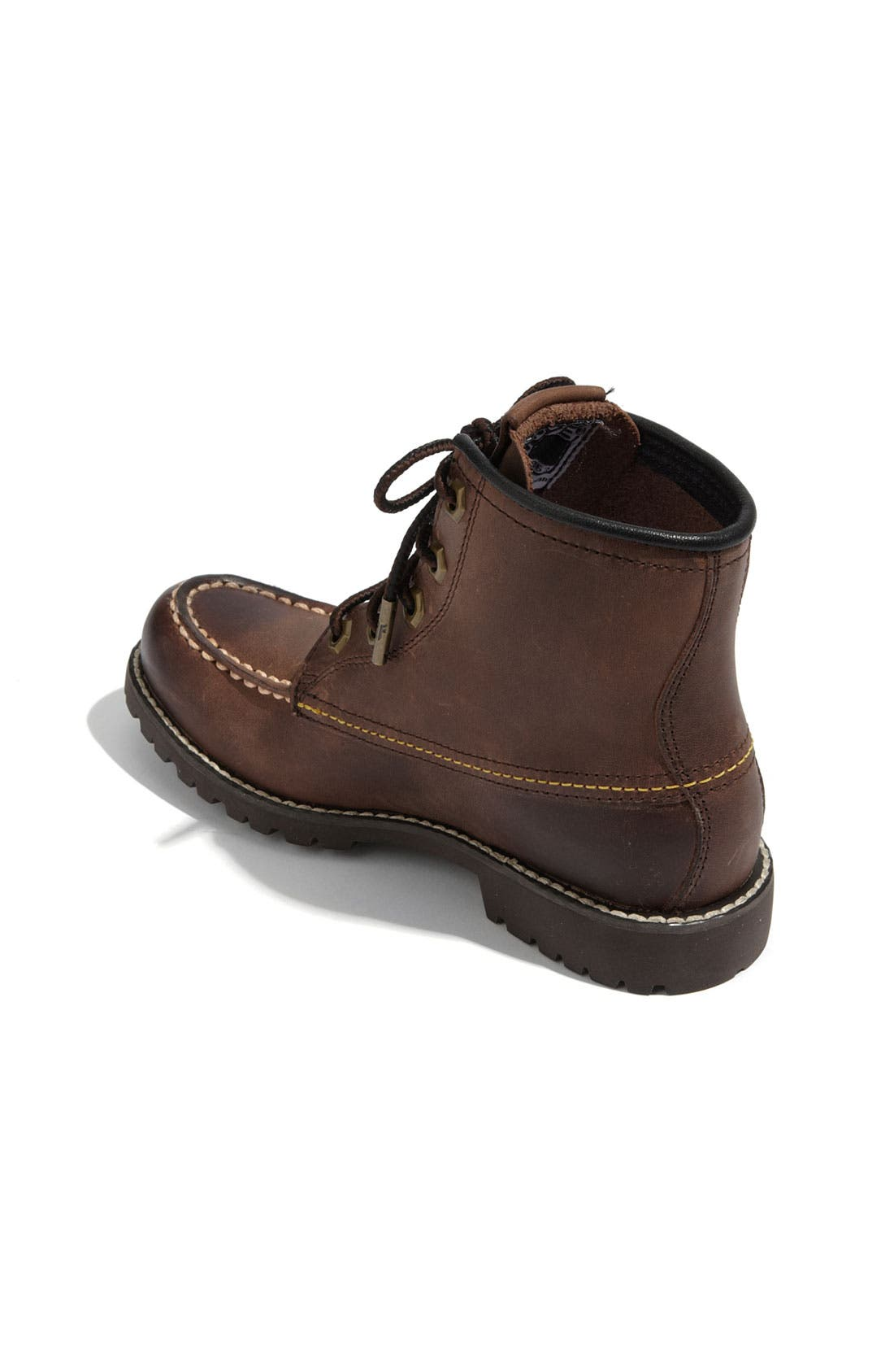 Alternate Image 2  - Frye 'Dakota Mid Lace' Boot (Baby, Walker, Toddler, Little Kid & Big Kid)