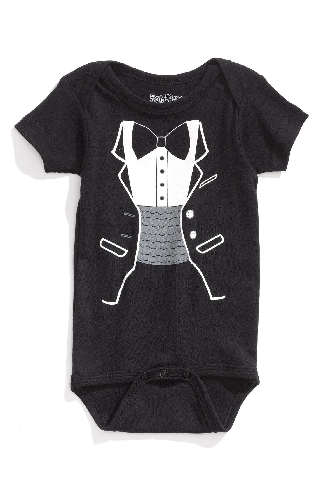 SARA KETY BABY & KIDS Graphic Bodysuit