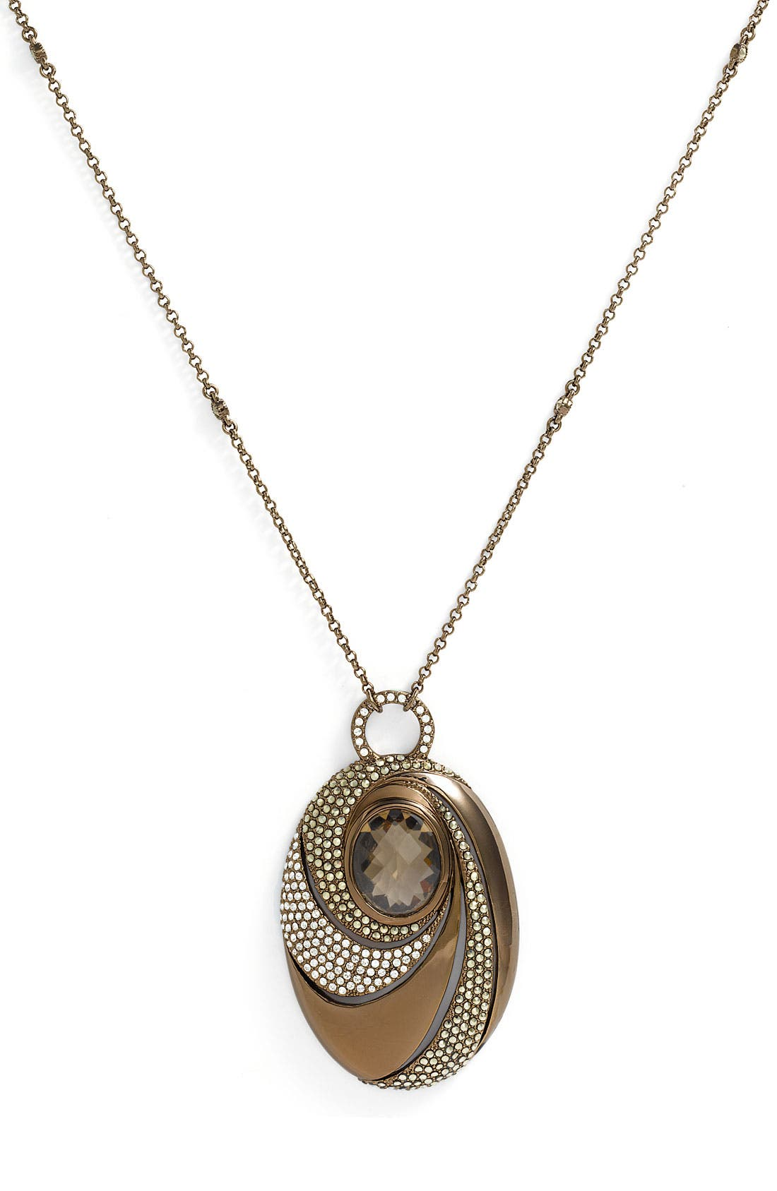 Main Image - Judith Jack 'Twister' Convertible Statement Pendant Necklace