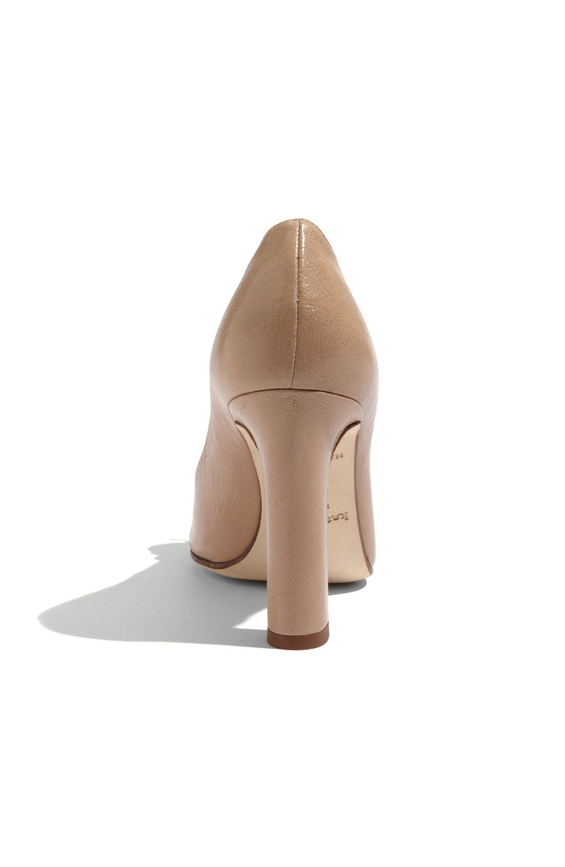 Alternate Image 4  - kate spade new york 'zaria' pump