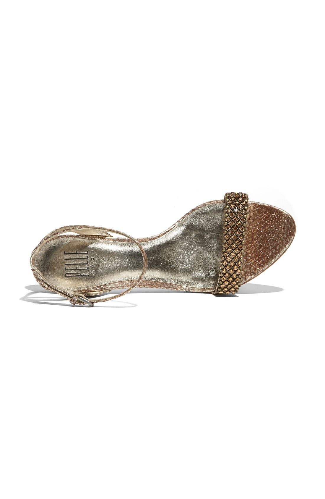 Alternate Image 3  - Pelle Moda 'Fabia' Sandal (Women)