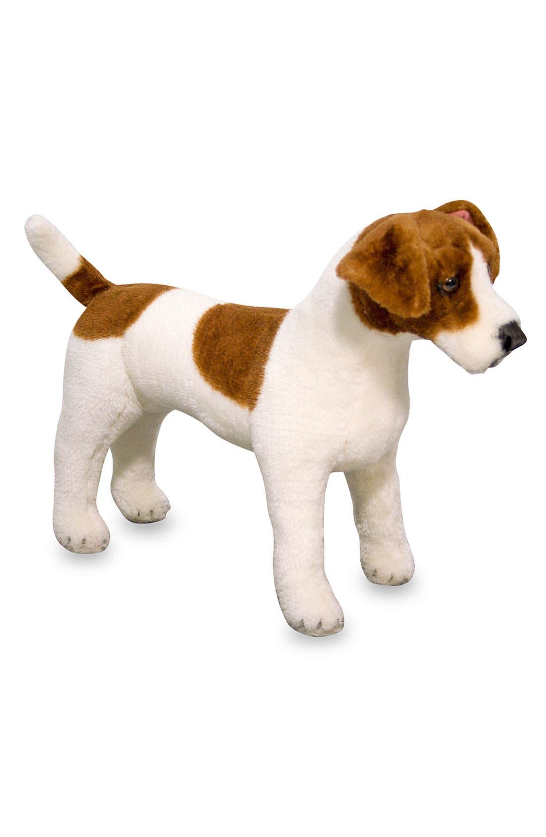 Alternate Image 2  - Melissa & Doug Oversized Jack Russell Terrier