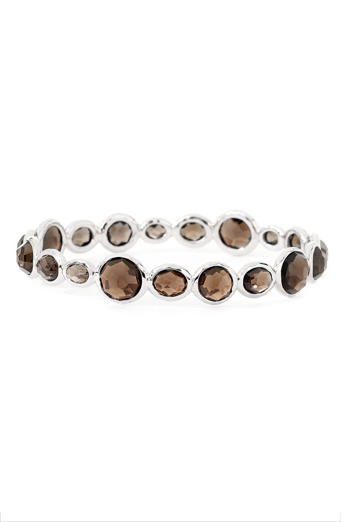 Alternate Image 2  - Ippolita 'Rock Candy Mini Gelato' Smoky Quartz Bangle