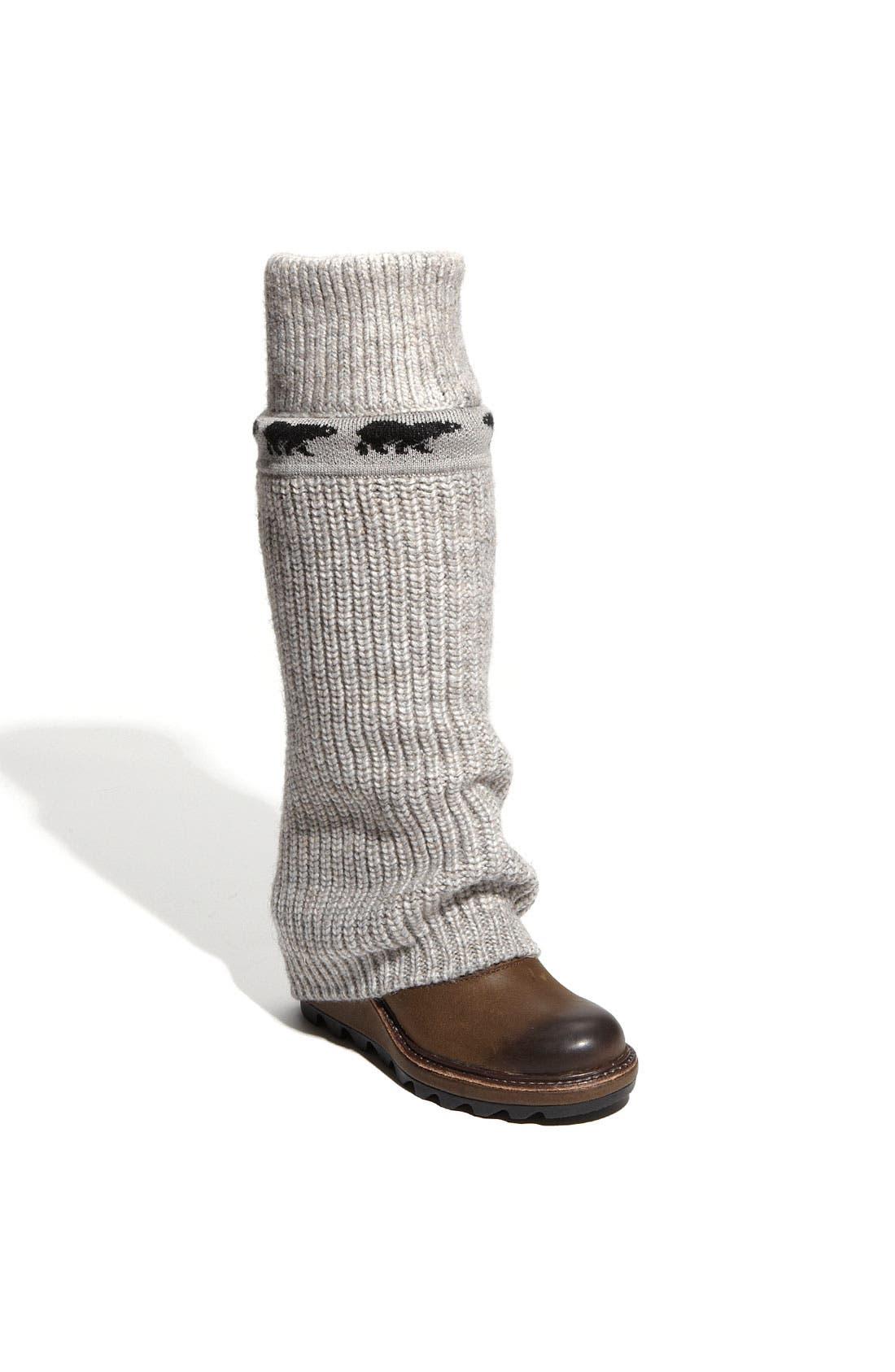 Alternate Image 1 Selected - Sorel 'Crazy Cabel' Wedge Boot