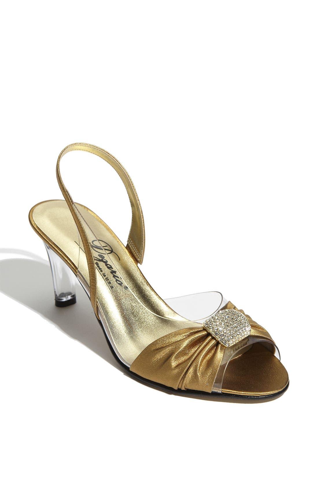 Main Image - Dezario 'Turban' Slingback Sandal