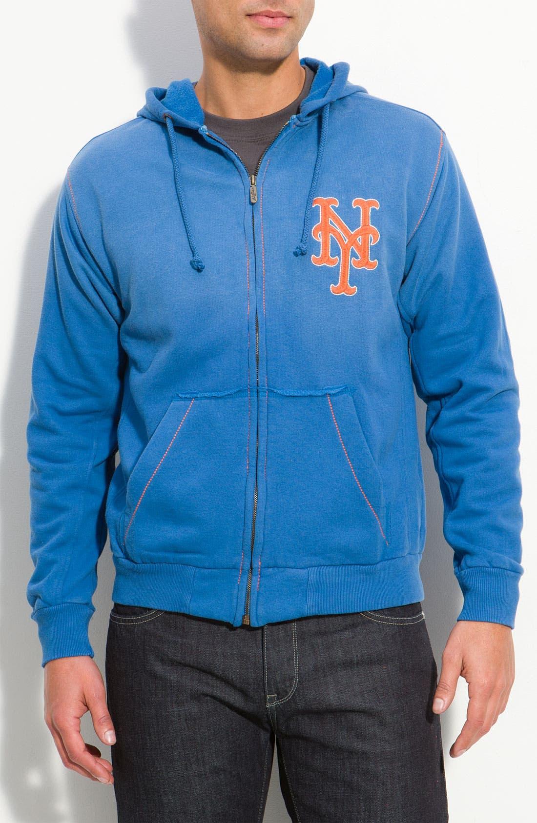 Alternate Image 1 Selected - Red Jacket 'Mets' Hoodie