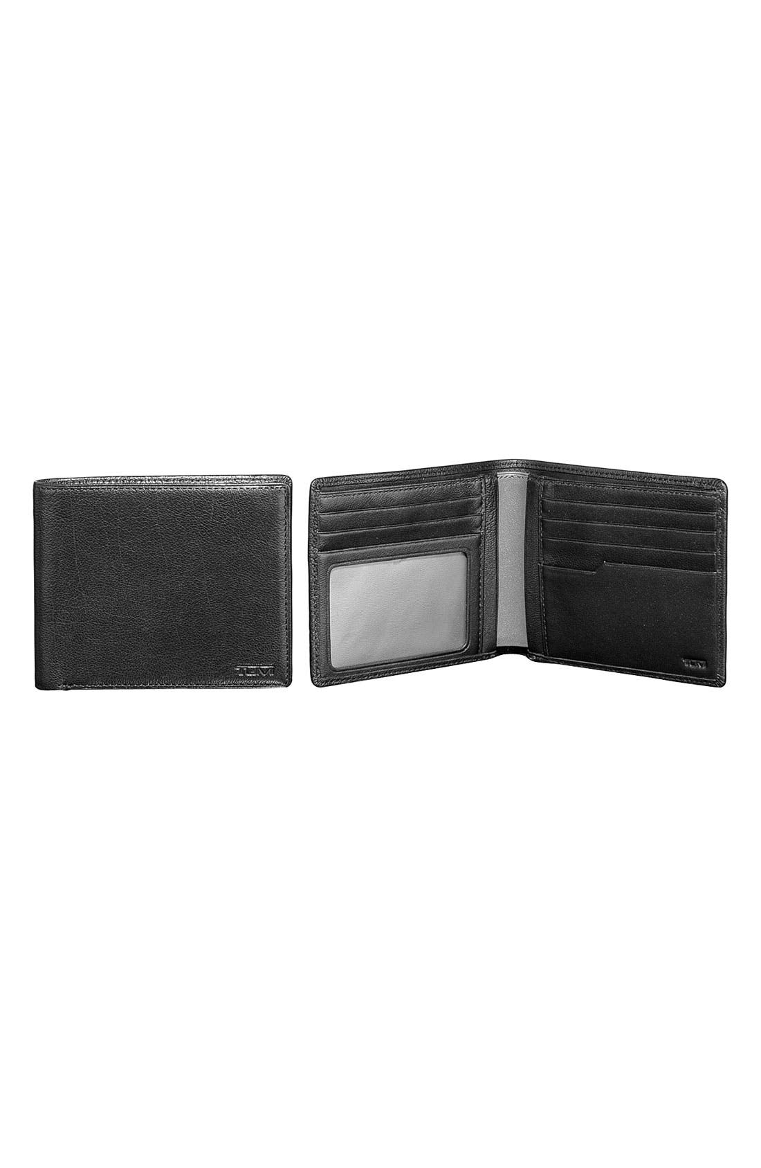 Alternate Image 1 Selected - Tumi 'Sierra - Global' Double Billfold ID Wallet