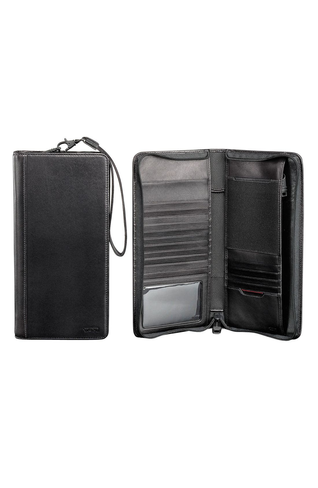 Main Image - Tumi 'Delta' Zip Travel Case