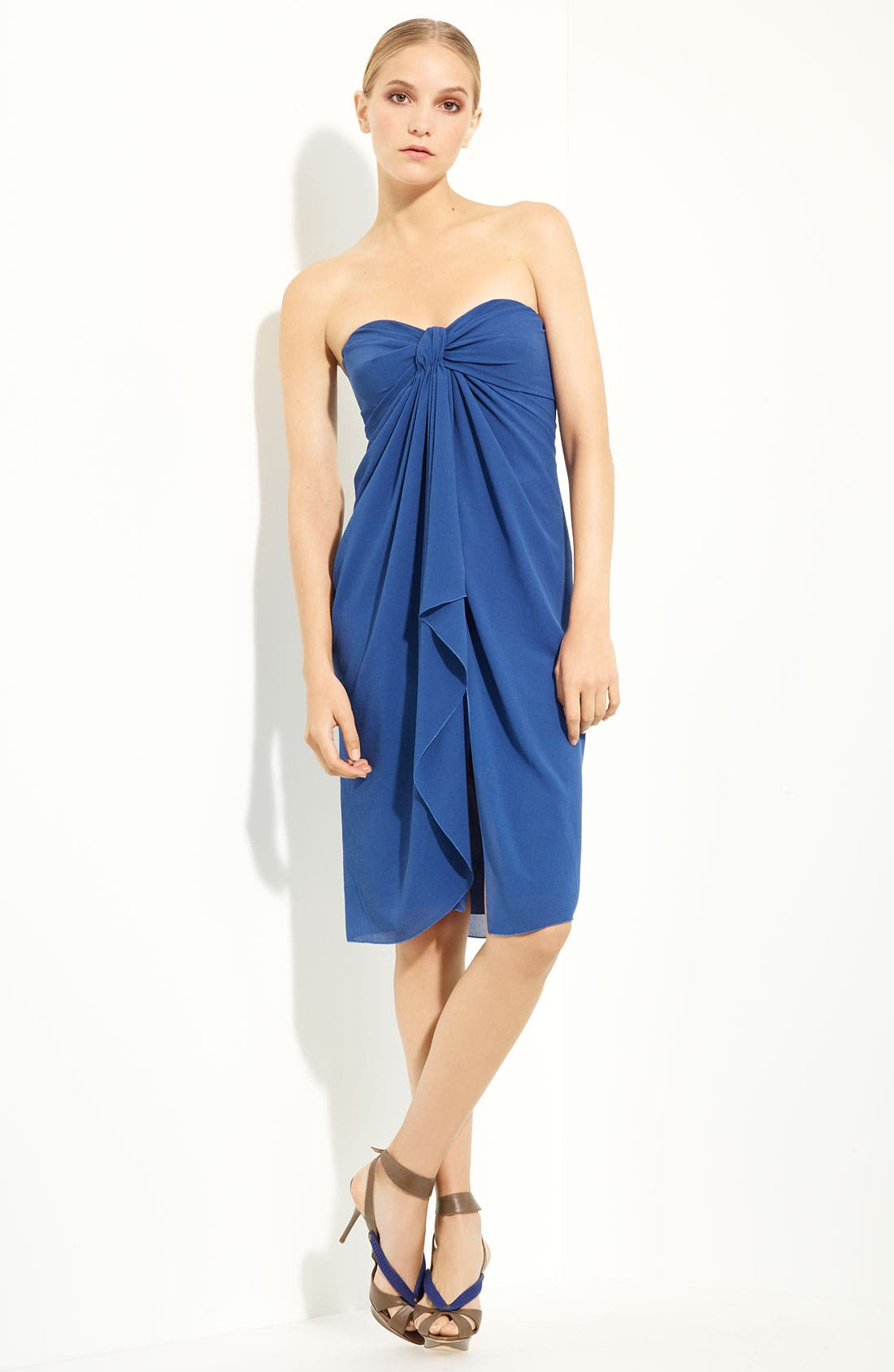Alternate Image 1 Selected - Jean Paul Gaultier Strapless Knit Dress