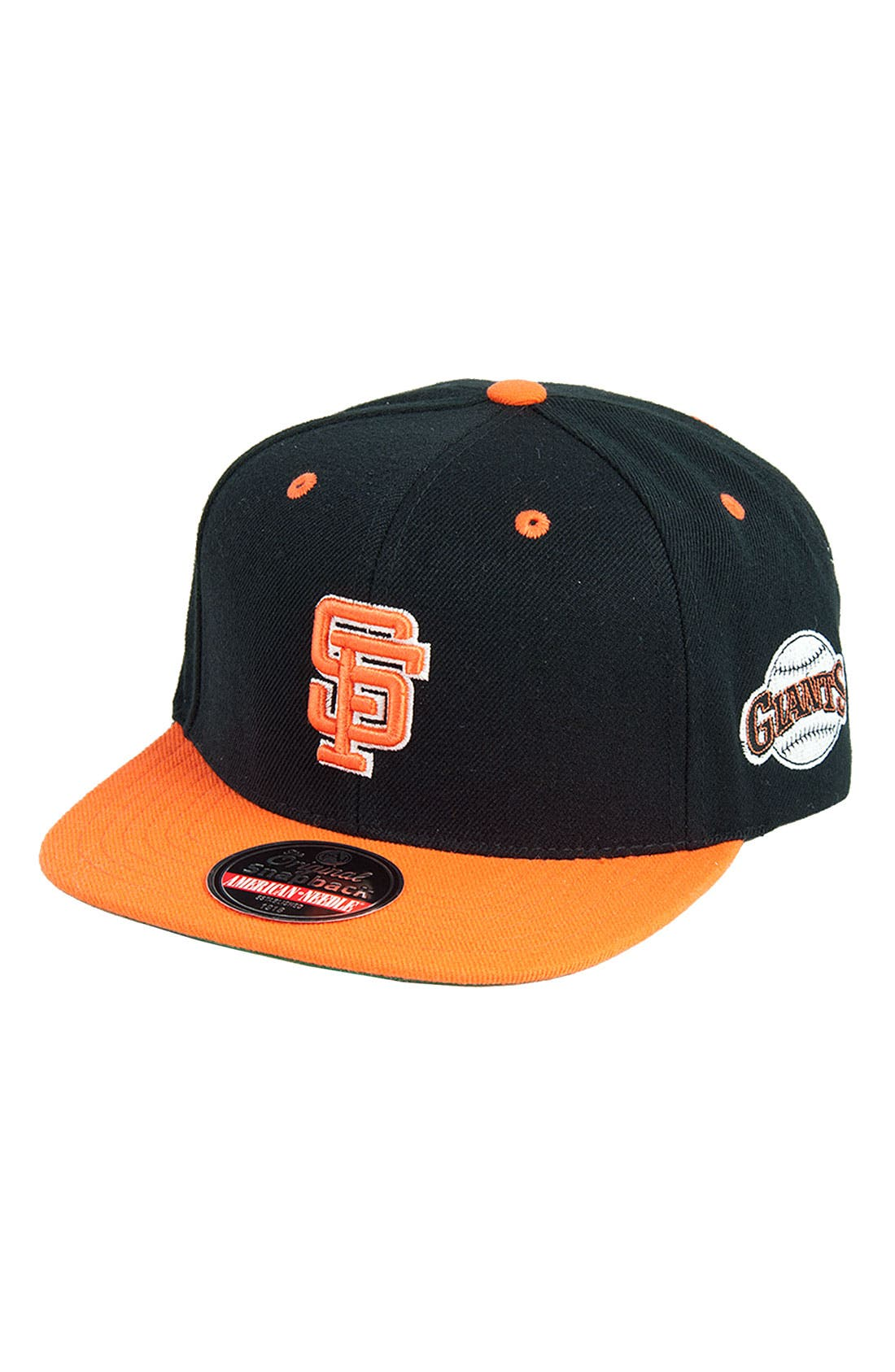 Alternate Image 1 Selected - American Needle 'Blockhead Giants' Snapback Baseball Cap
