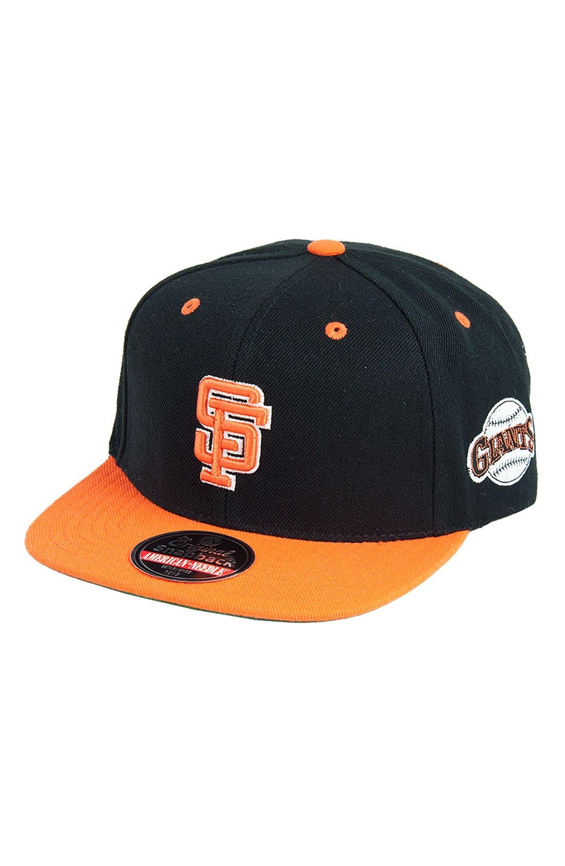 Main Image - American Needle 'Blockhead Giants' Snapback Baseball Cap