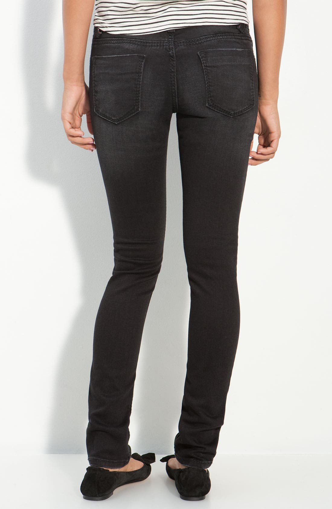 Main Image - Vigoss Skinny Jeans (Juniors)