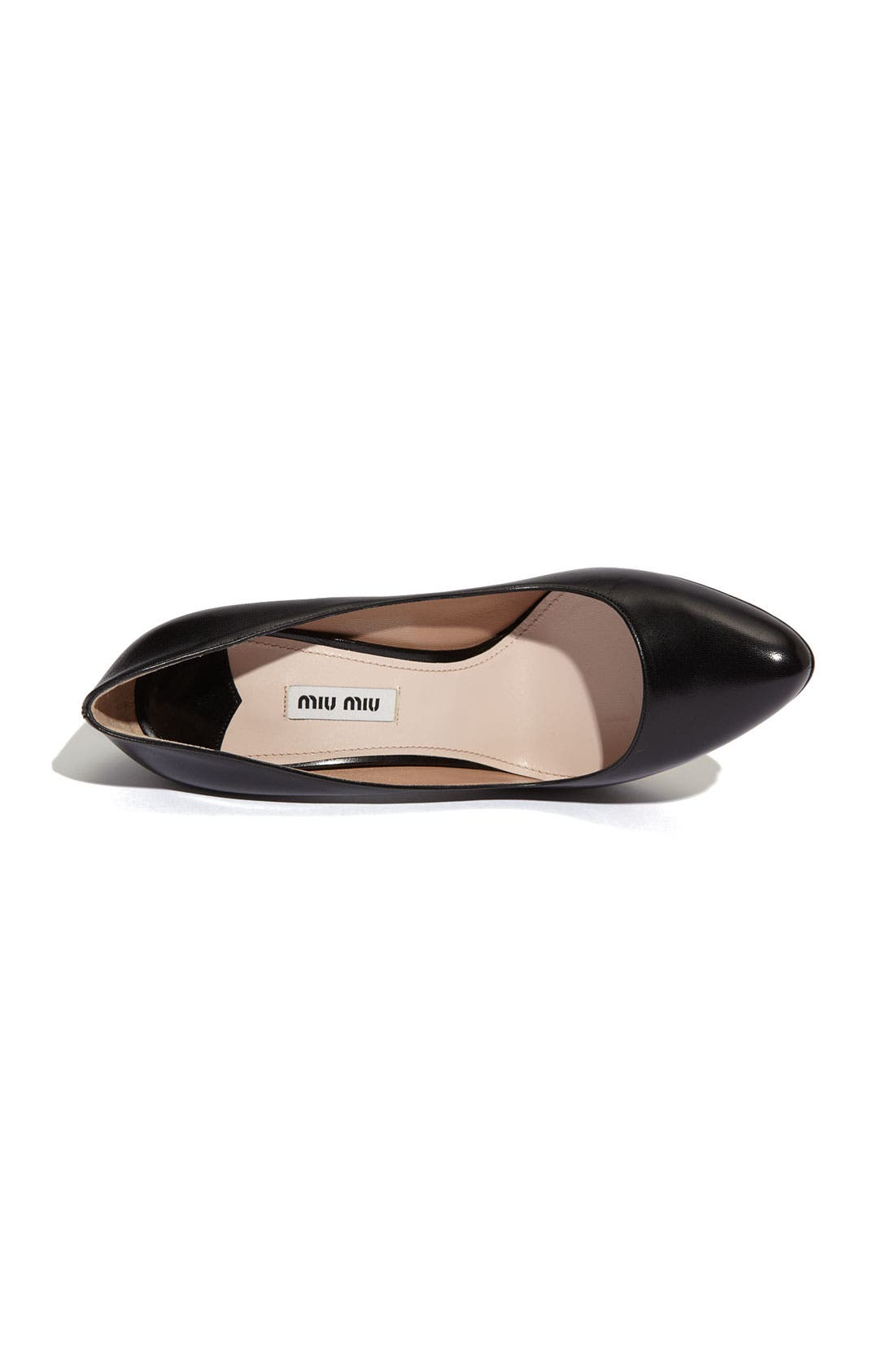 Alternate Image 3  - Miu Miu Platform Pump