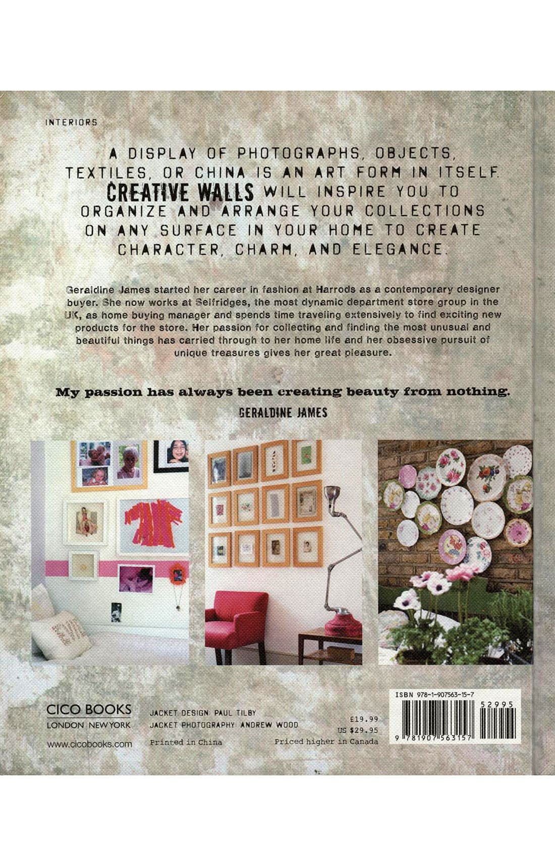 Alternate Image 2  - Geraldine James 'Creative Walls' Interior Design Book
