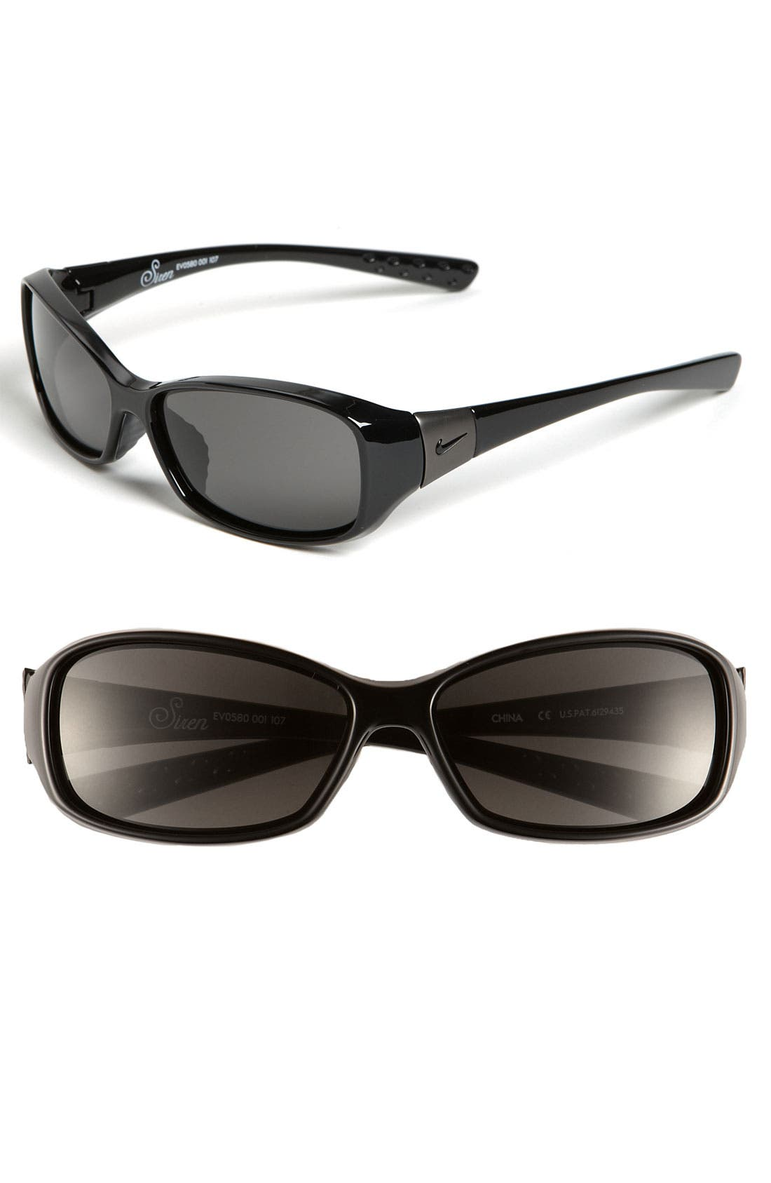 Main Image - Nike 'Siren' 58mm Sunglasses