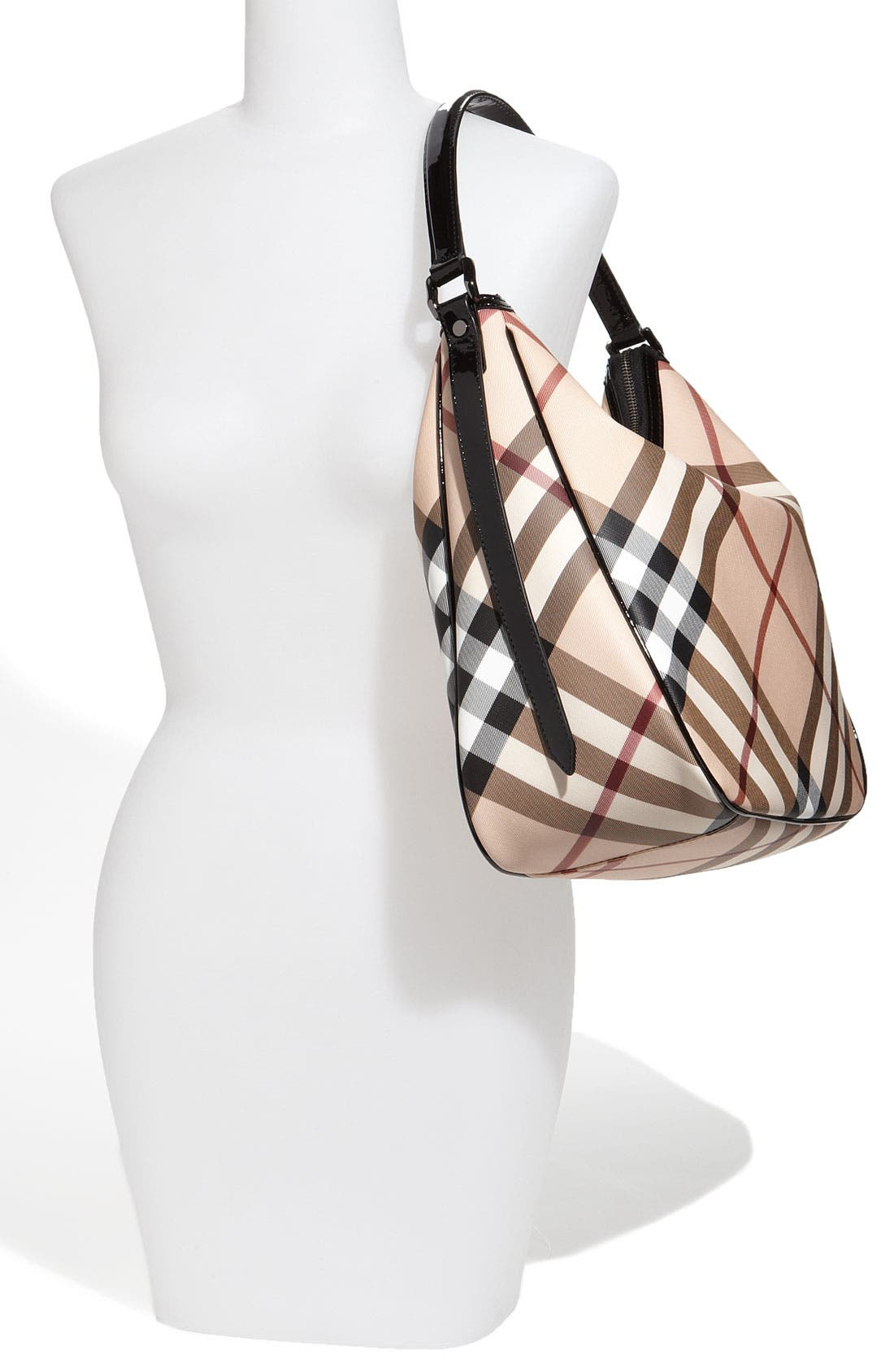 Alternate Image 2  - Burberry 'Nova Check' Hobo