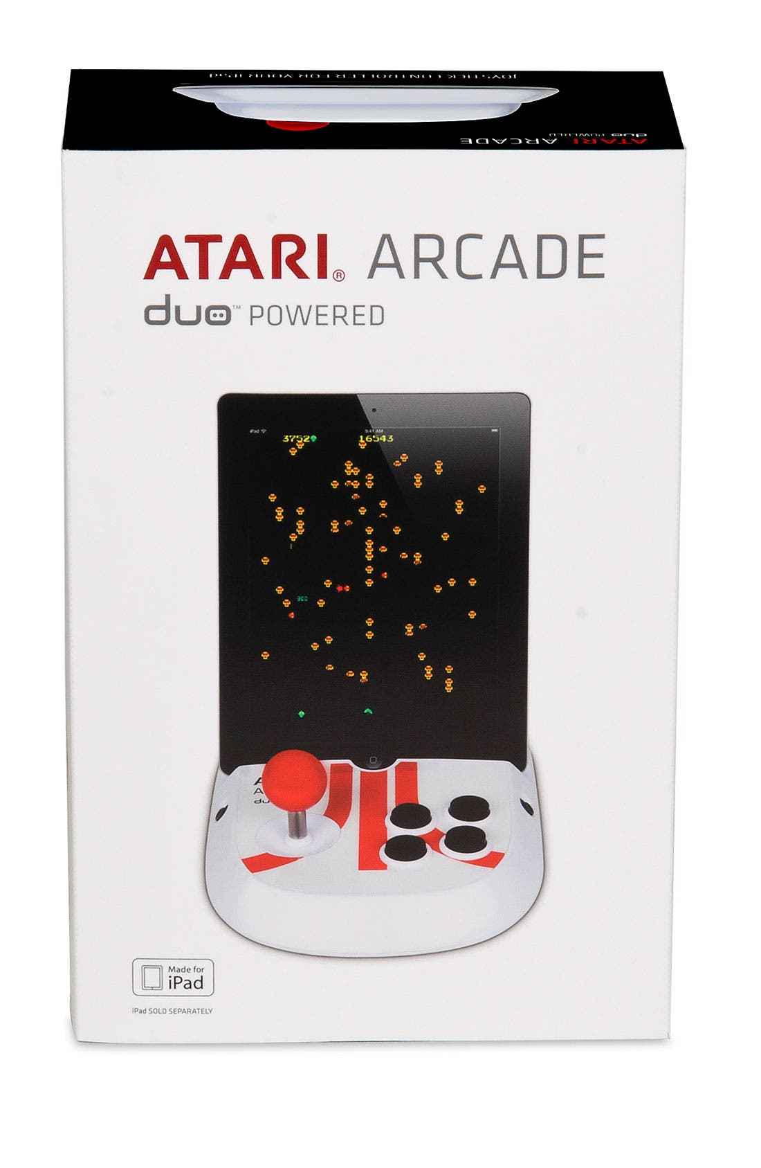 Alternate Image 3  - 'Atari® Arcade Duo Powered' iPad Joystick Game