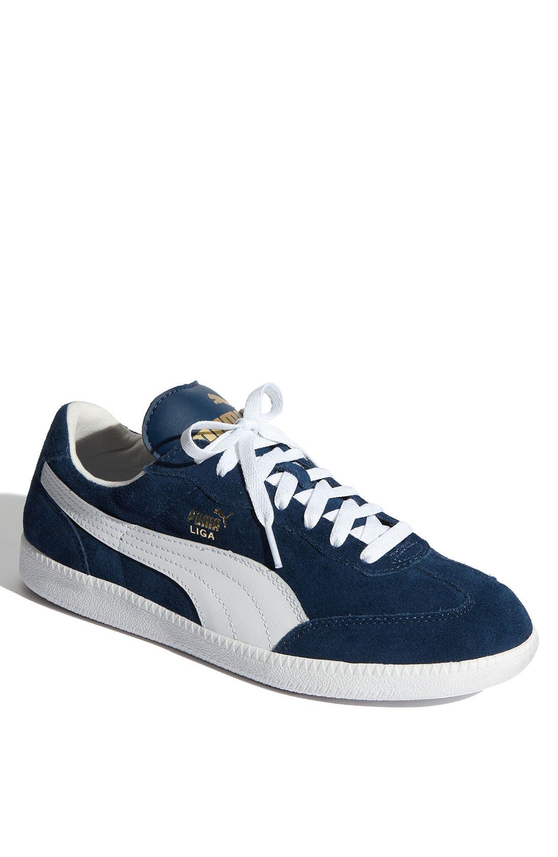 Main Image - Puma 'Liga Suede II' Sneaker (Online Exclusive)