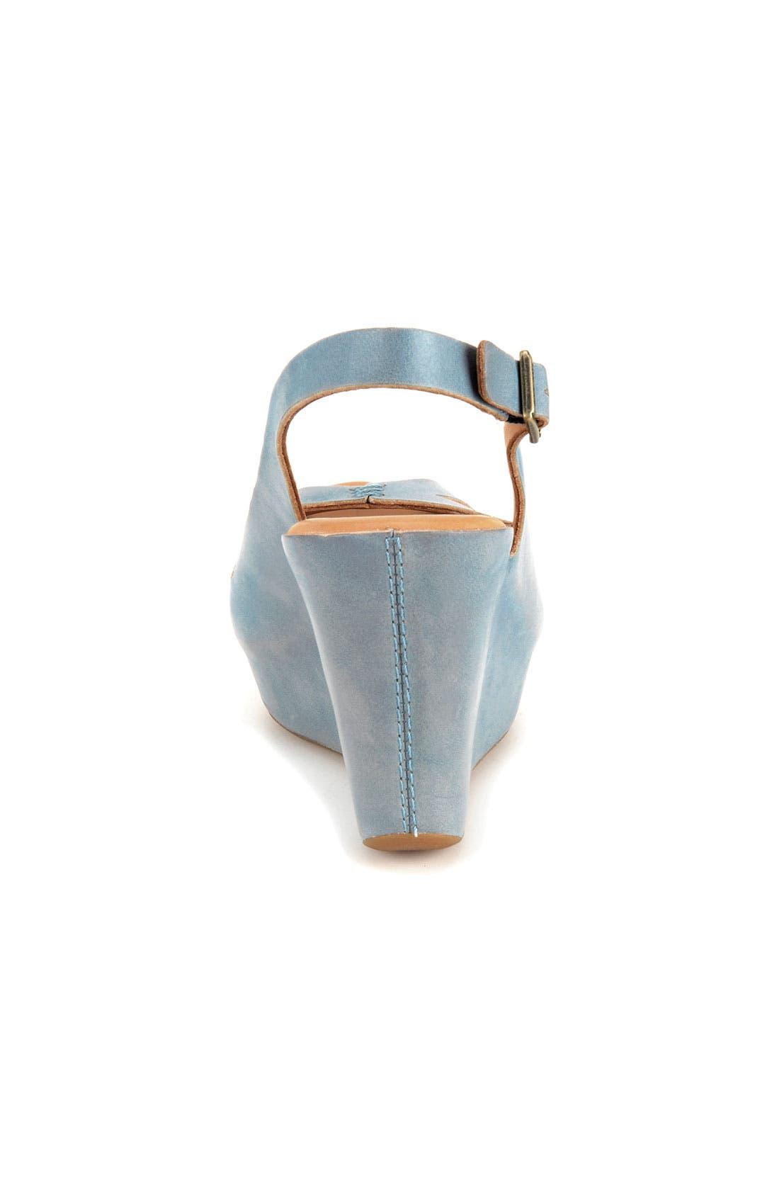 Alternate Image 4  - Kork-Ease® 'Felicia' Platform Sandal (Women)