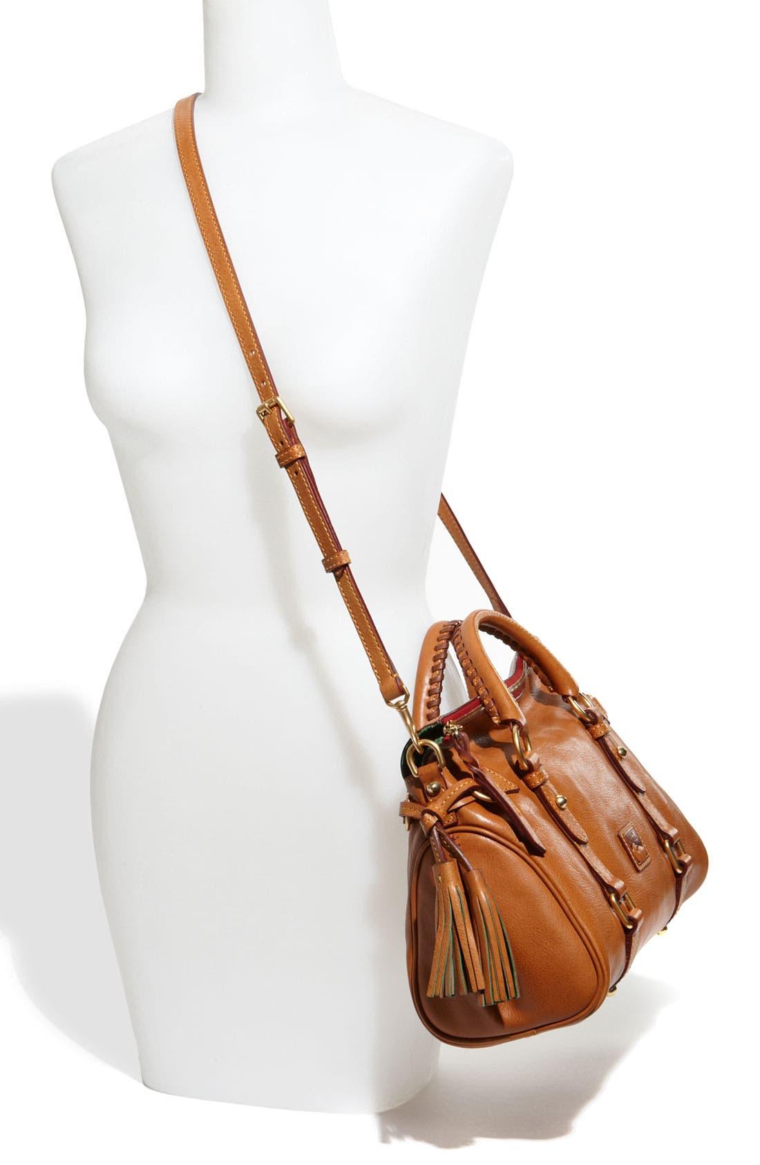 Alternate Image 2  - Dooney & Bourke 'Mini - Florentine Collection' Leather Satchel