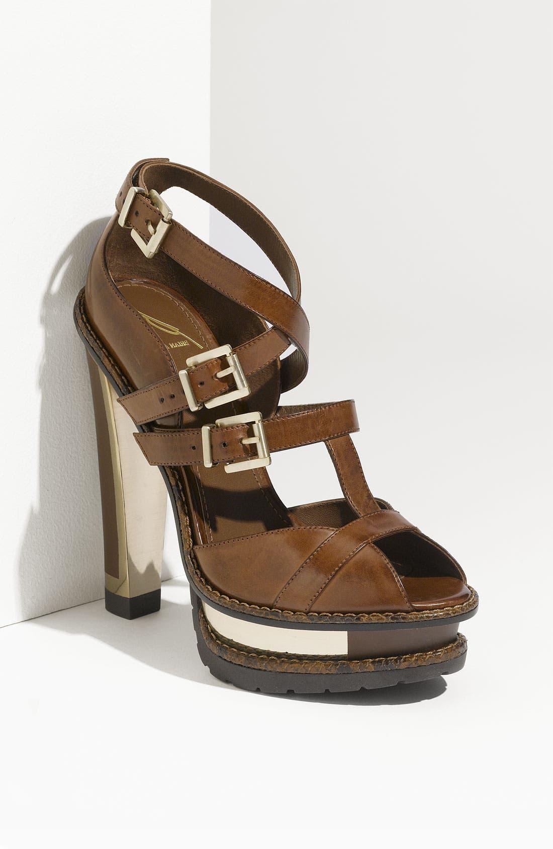 Alternate Image 1 Selected - B Brian Atwood 'Teatro' High Heel Sandal