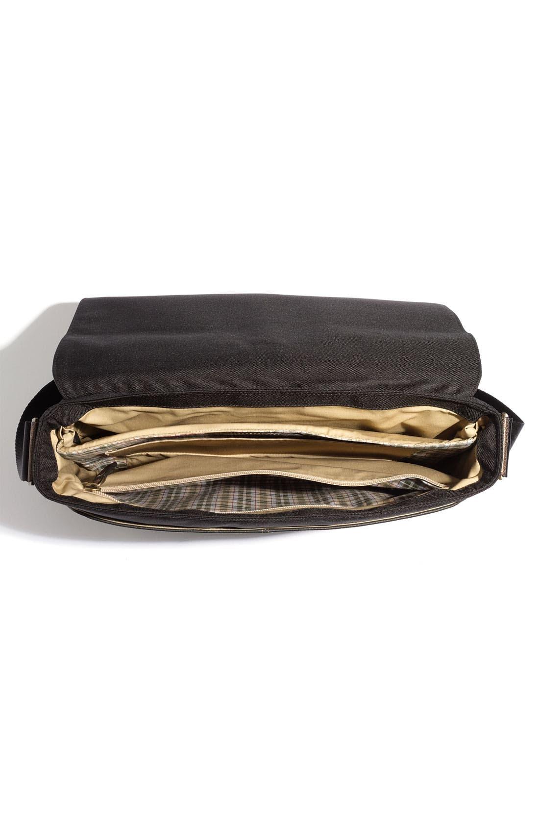 Alternate Image 3  - Boconi Leather Messenger Bag