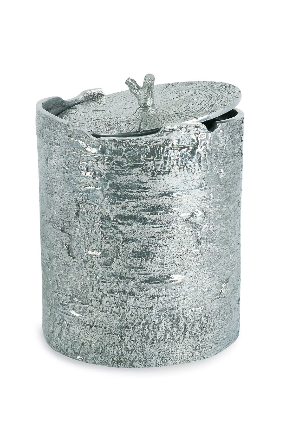 Main Image - Michael Aram 'Bark' Polished Ice Bucket