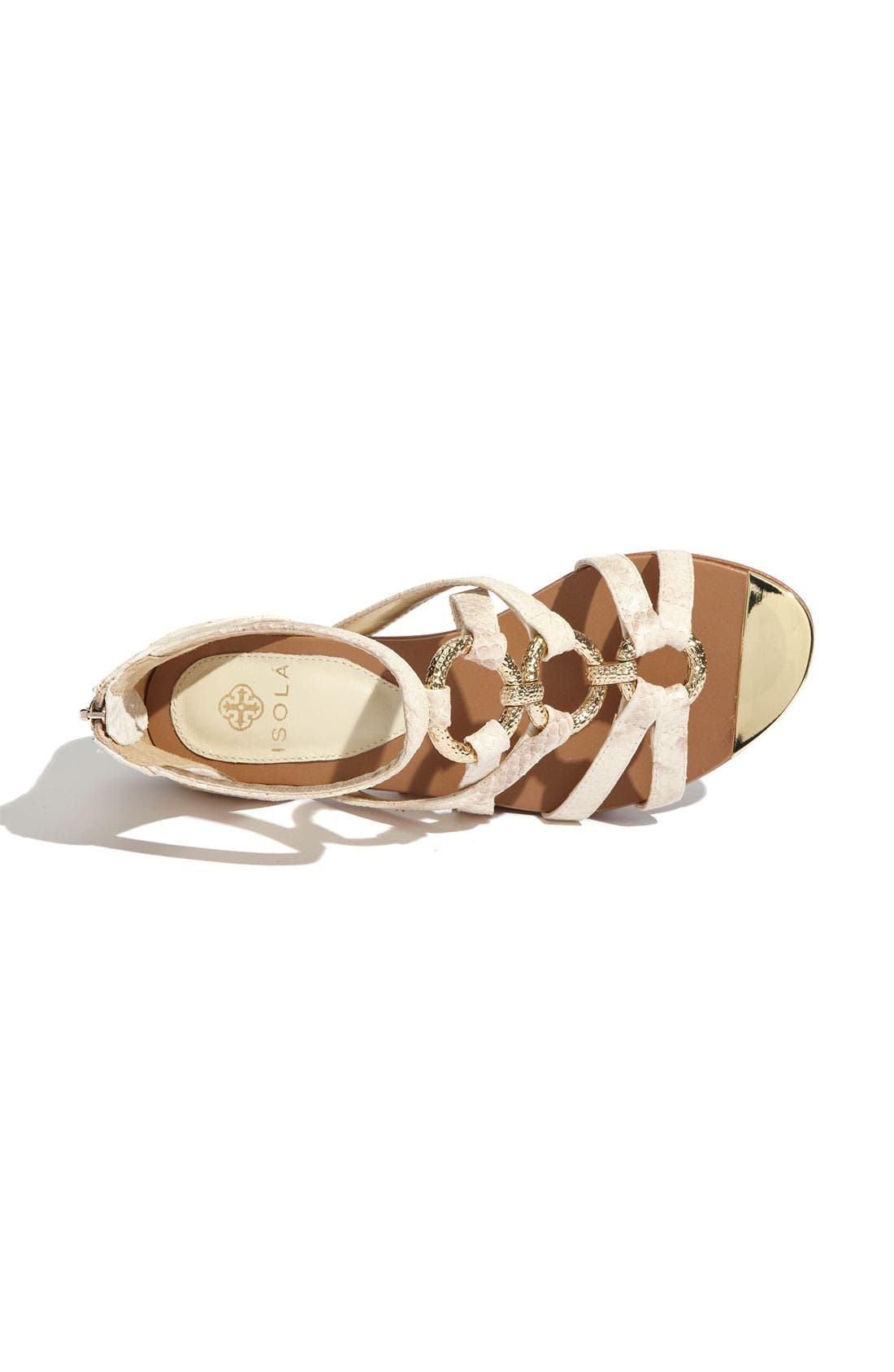 Alternate Image 3  - Isolá 'Adriel' Flat Sandal